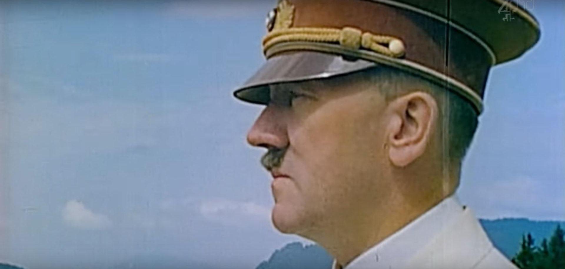 BRITANSKA RUGALICA IPAK ISTINITA Iz zdravstvenog kartona vidljivo da je Hitler imao jedan testis