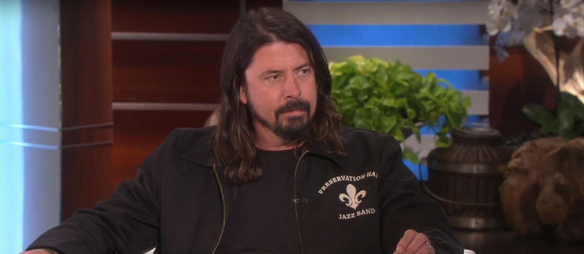 USPOMENA NA PRIJATELJA Pogledajte novu tetovažu frontmena Foo Fightersa