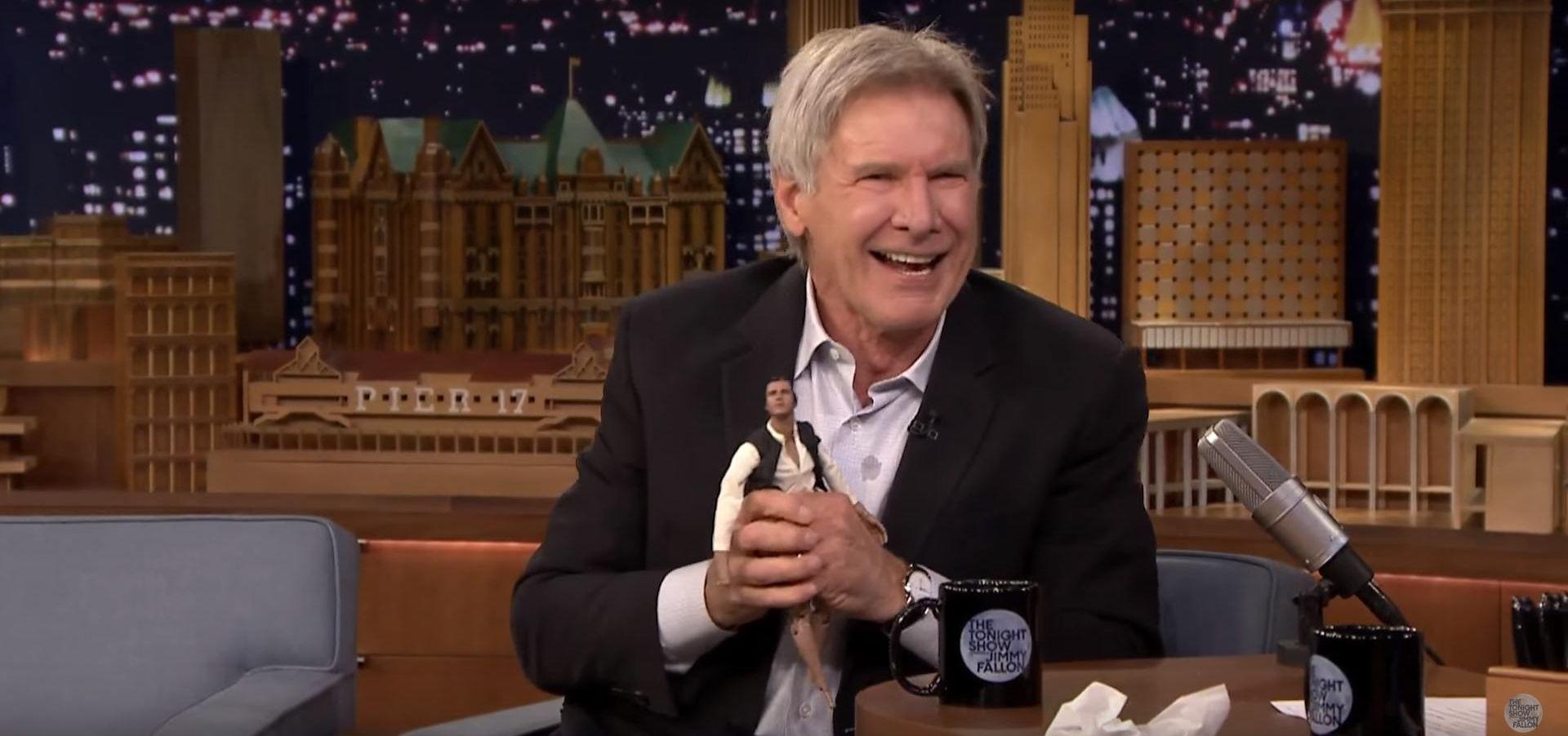 VIDEO: ROĐENJE KULTNOG LIKA Pogledajte audiciju Harrisona Forda za lik Han Sola