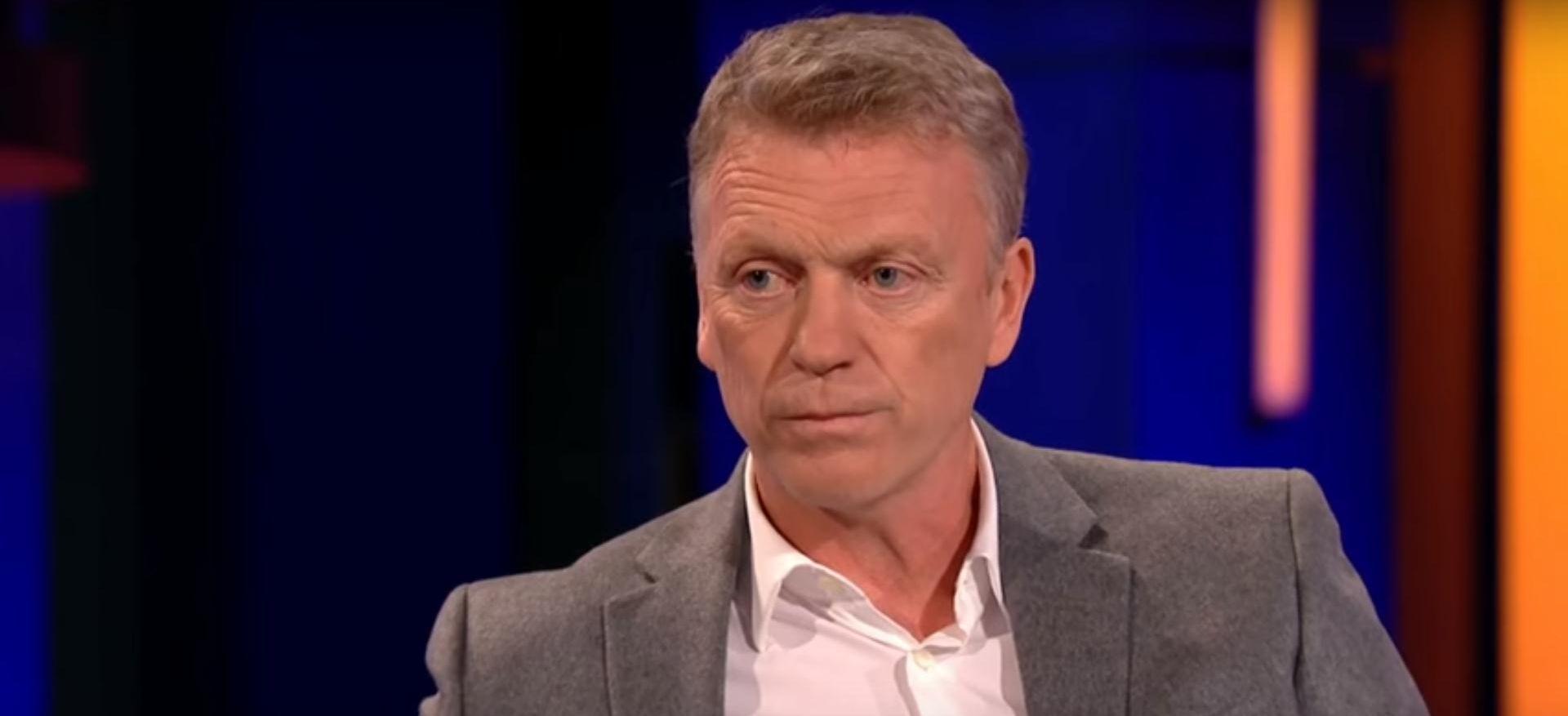 Moyes: Manchester United ne smije postati klub koji mijenja trenere kao čarape