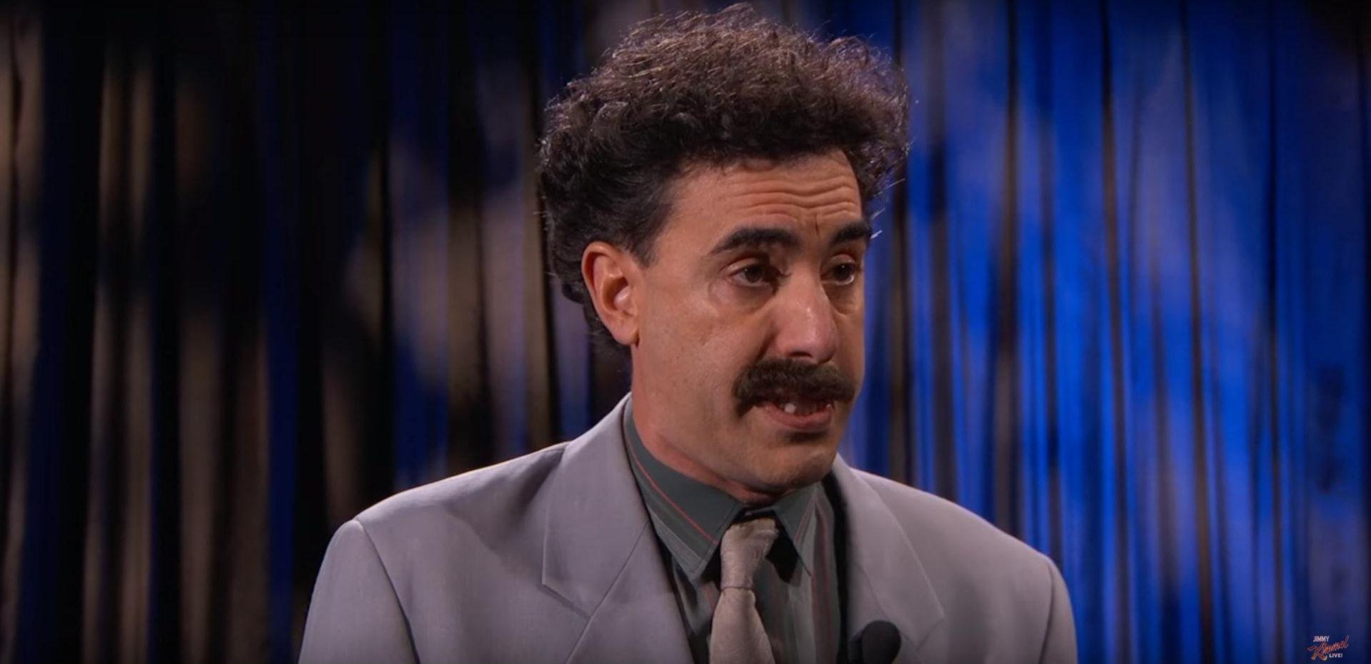 VIDEO: 'GRIMSBY' Borat kod Kimmela predstavio trailer za novi film Cohena