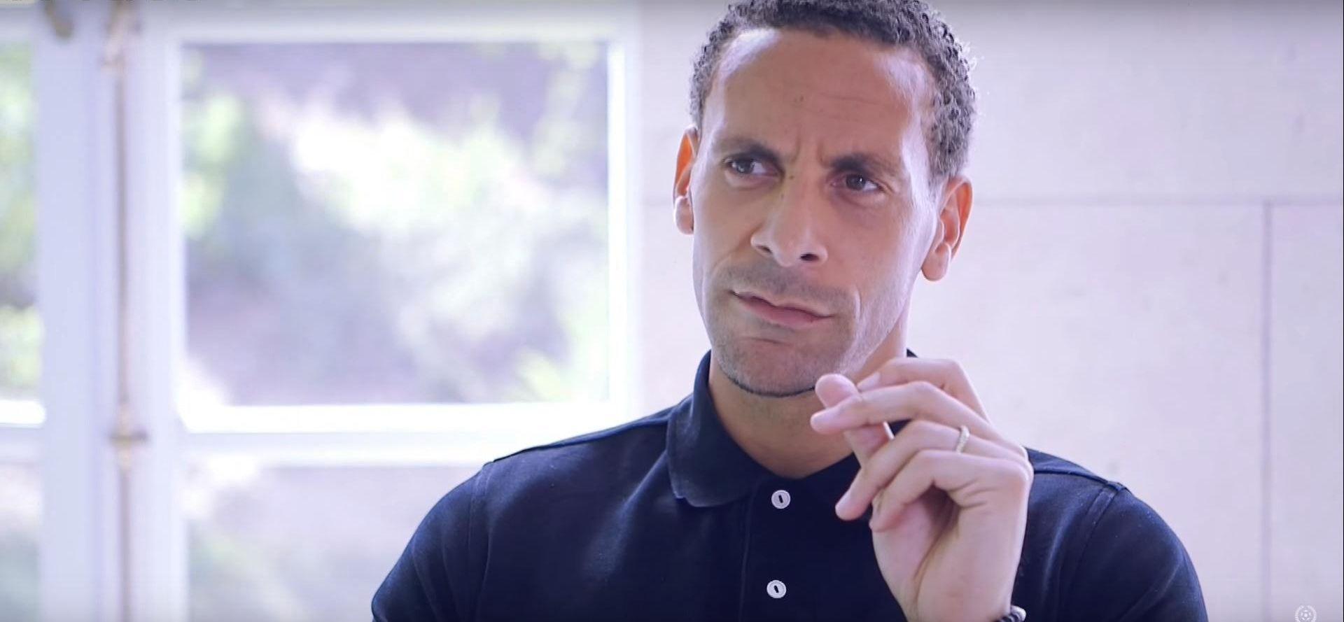 """RIO FERDINAND OTVORENO """"Manchester United u Europa ligi? Sramota!"""""""