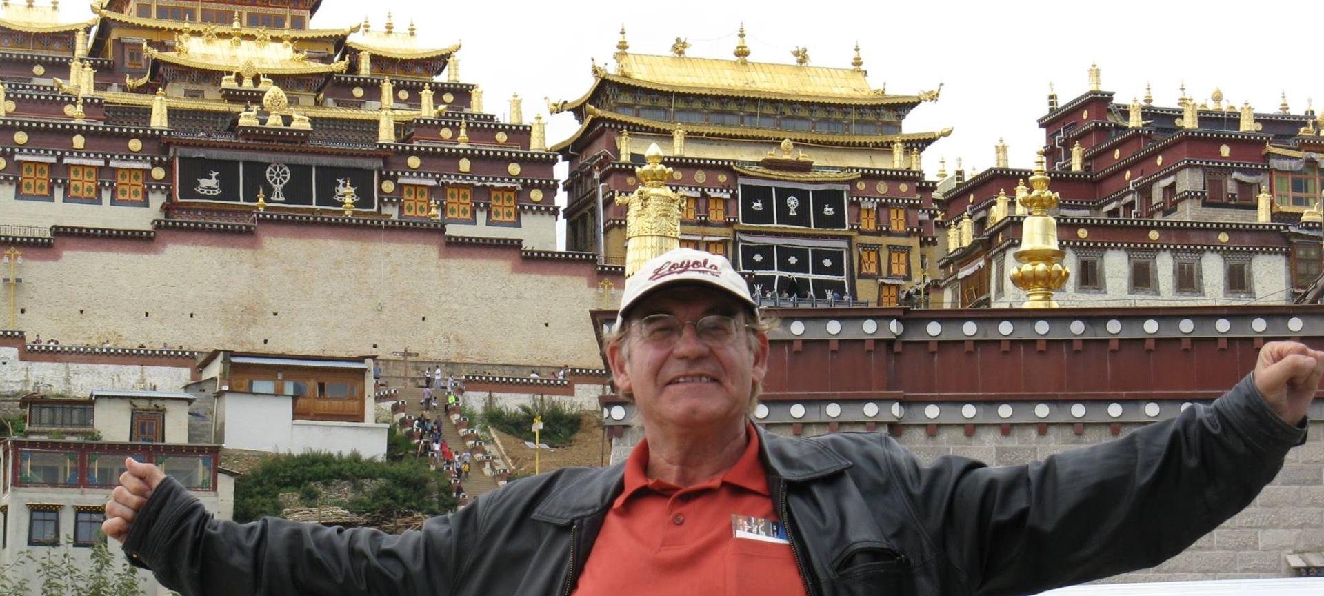 VIDEO: Poznati tibetanski samostan u gradu Shangri-La