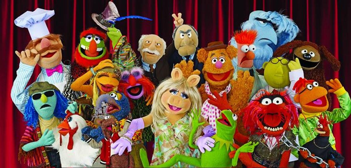 VIDEO: The Muppets izvode pjesmu glazbenika Paula Simona