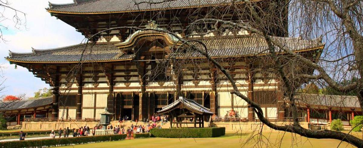 VIDEO: Posjetimo japanski hram Todaiji u gradu Nari