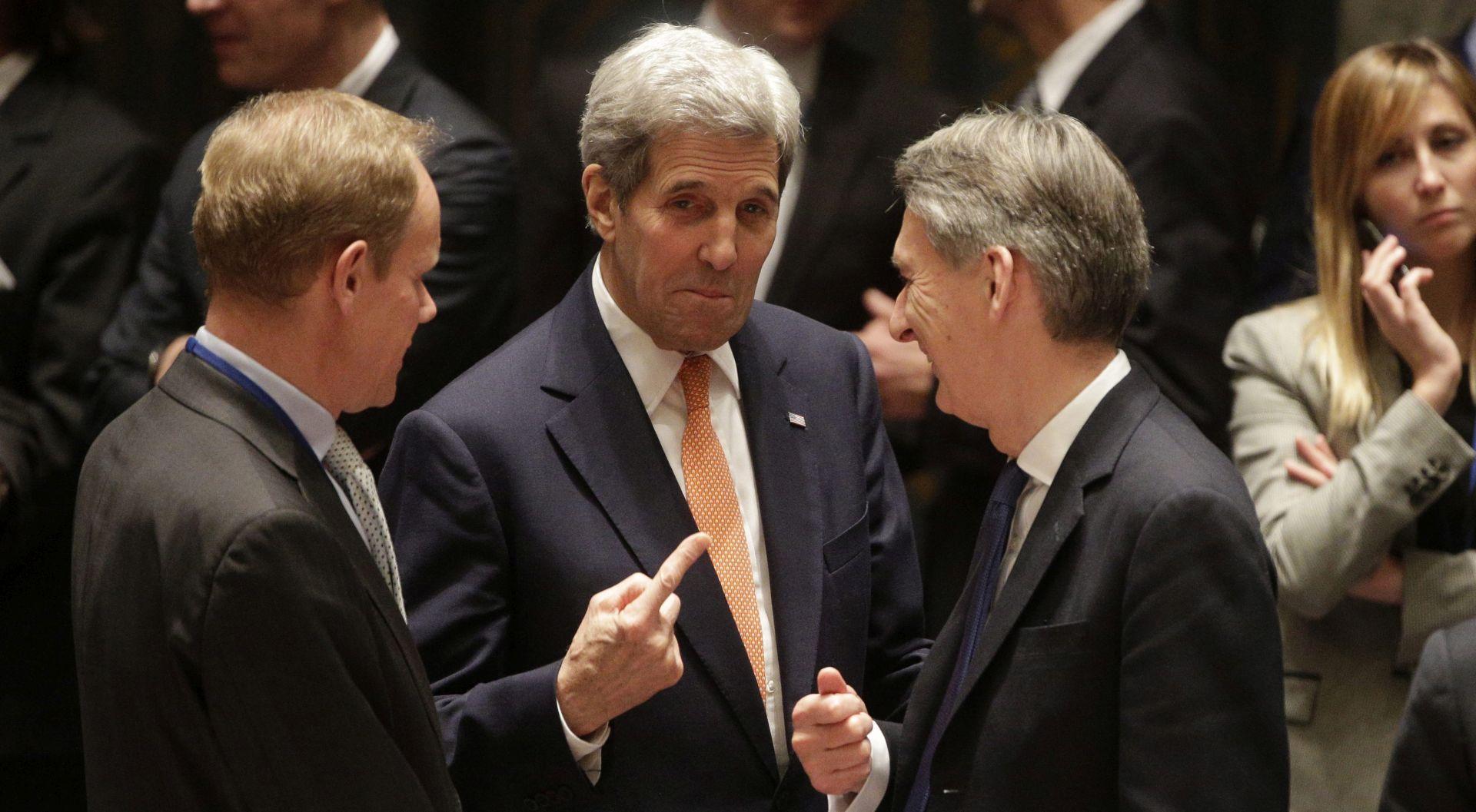 ZAUSTAVLJANJE RATA U SIRIJI: SAD pozdravlja UN-ovu Rezoluciju
