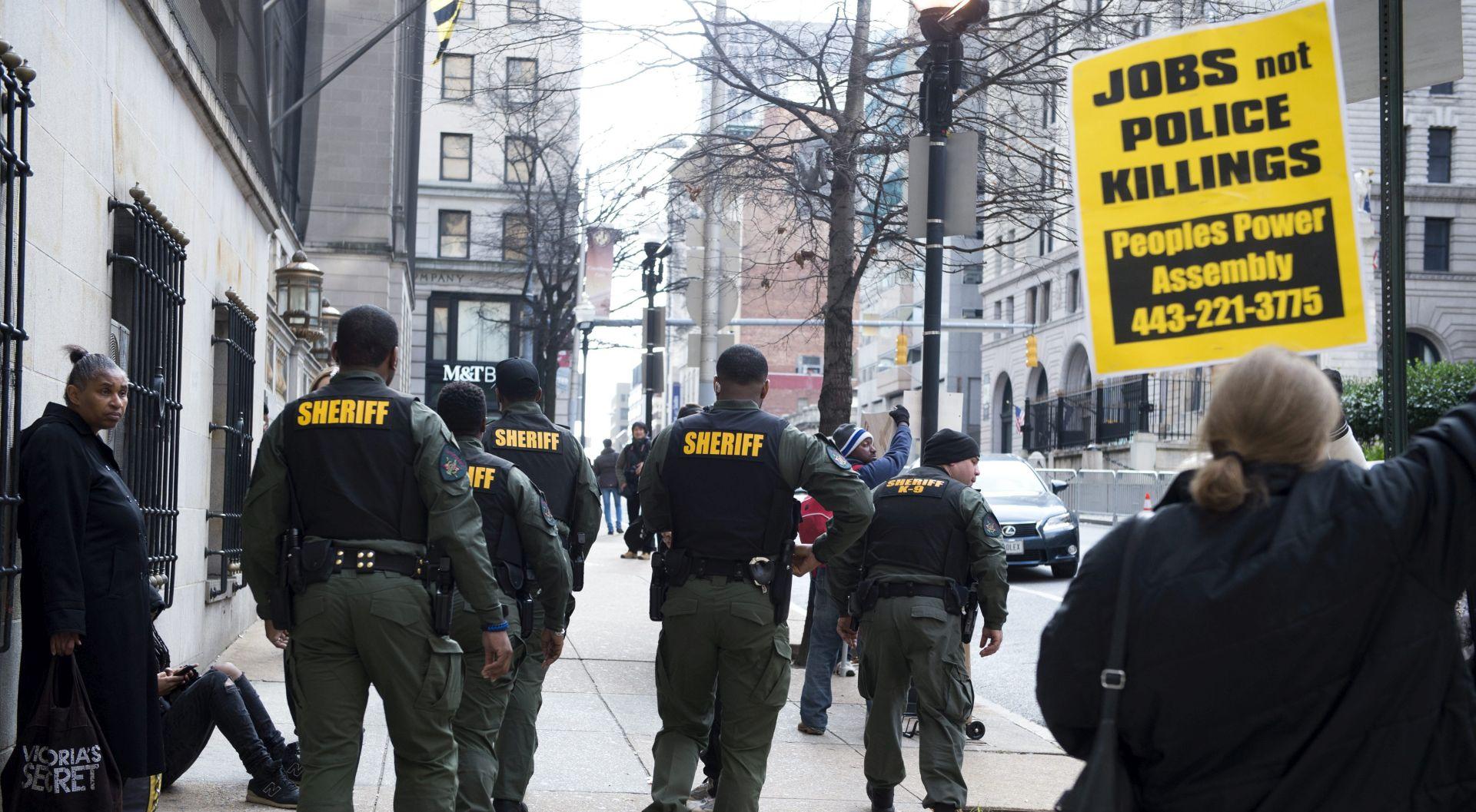 NIKAD RAZJAŠNJENE OKOLNOSTI Slučaj Freddie Grayja – svi policajci oslobođeni