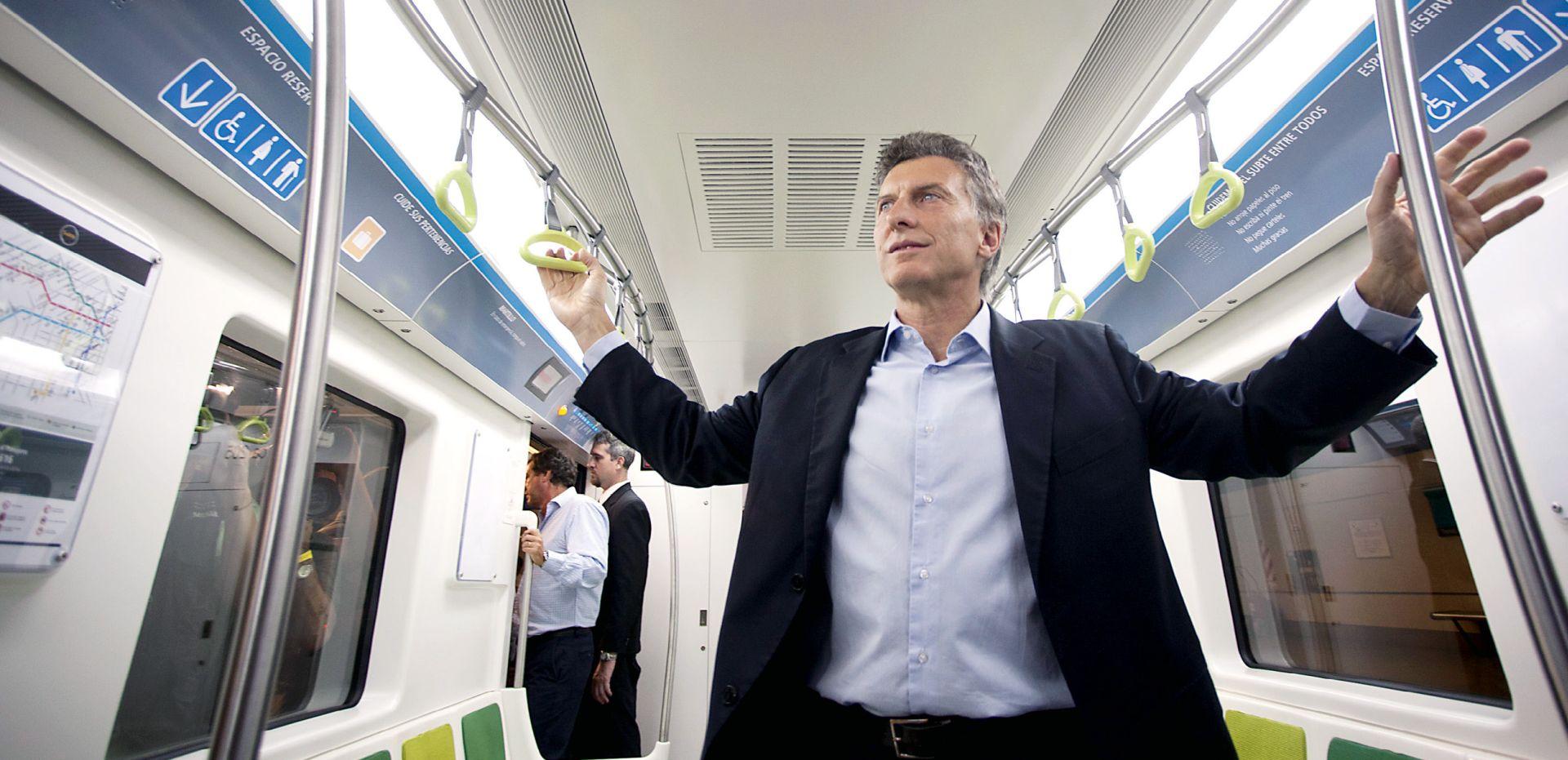 Mauricio Macri u akciji spašavanja argentinske ekonomije