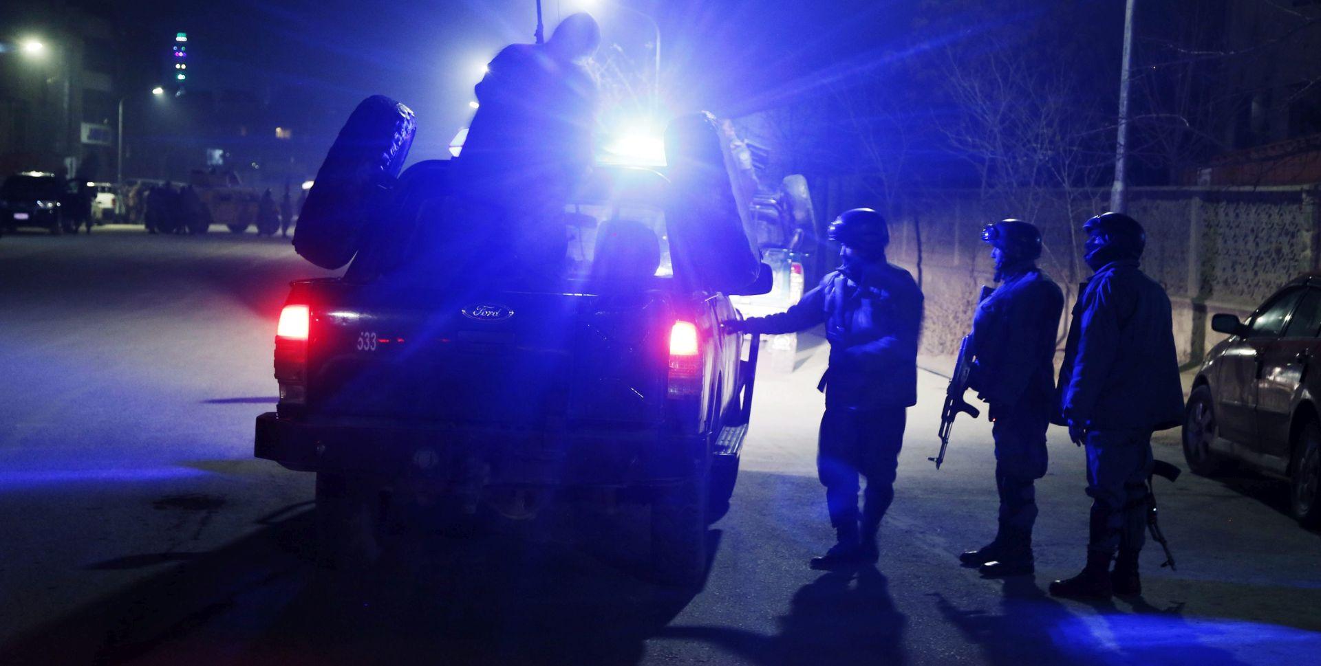 ATENTAT AUTOBOMBOM: Talibani napali španjolsko veleposlanstvo u Kabulu
