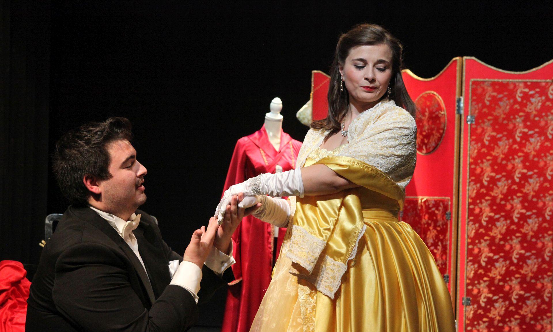 """PREMIJERA: Opera """"Amelija ide na ples"""" u Maloj sceni"""
