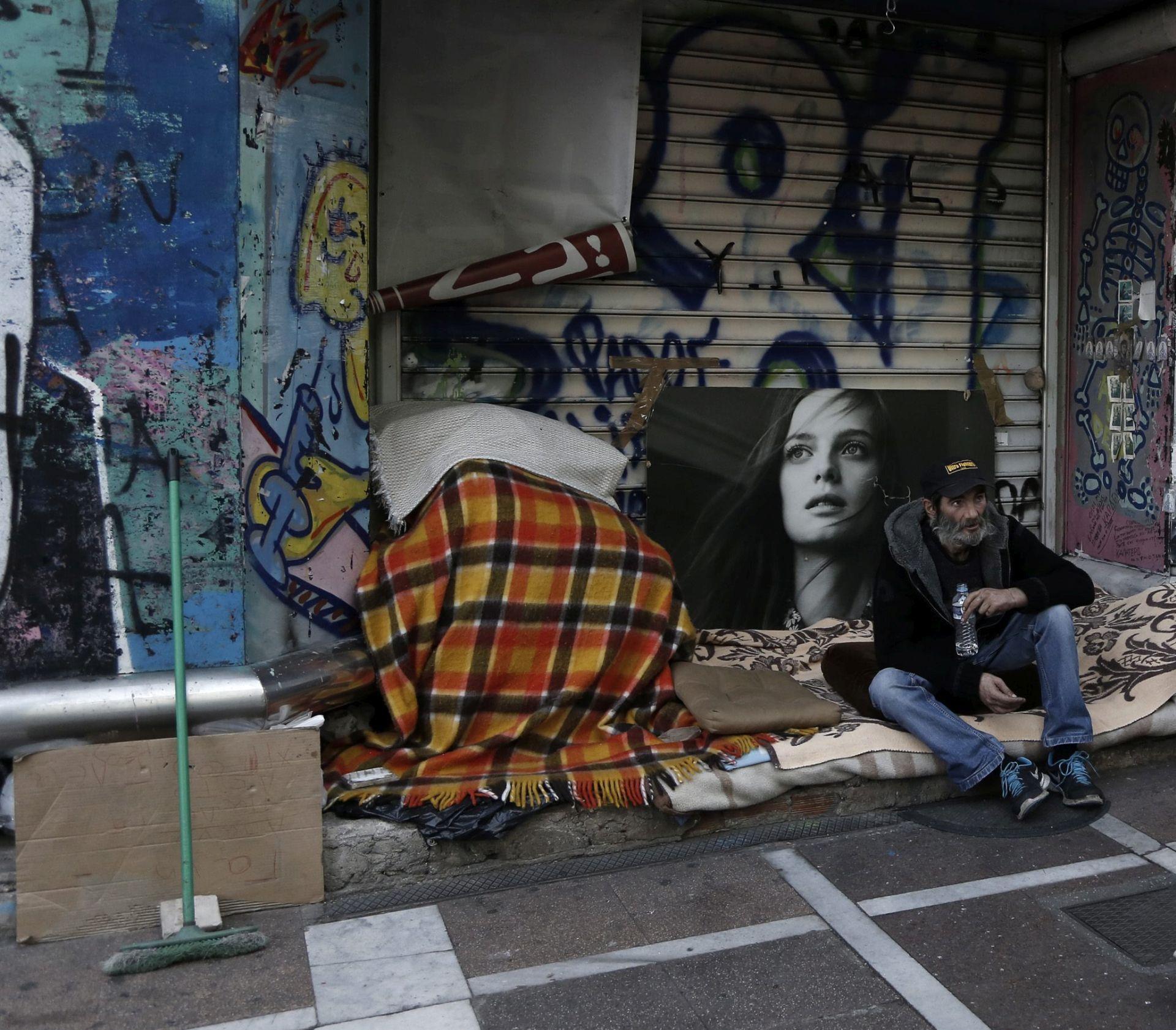 """EPIDEMIJA: """"Jedino je sigurno da su beskućnicima dobro provjetreni prostori u kojima spavaju"""""""