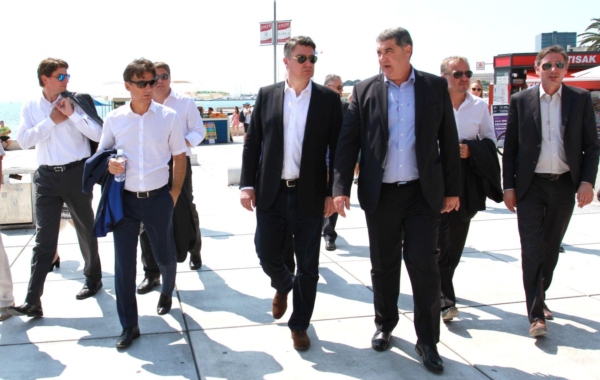 ISTUP SPLITSKOG GRADONAČELNIKA: Baldasar poziva Milanovića i vodstvo stranke na ostavke