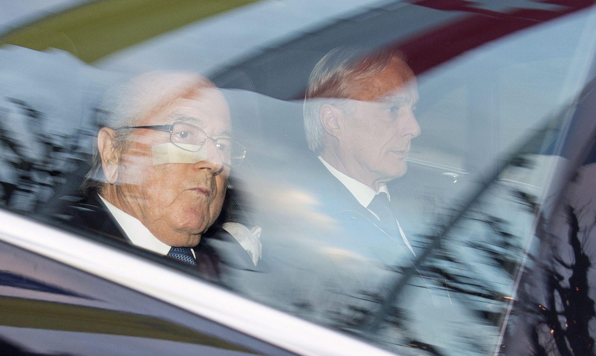 FIFA: Blatter i Platini suspendirani na osam godina