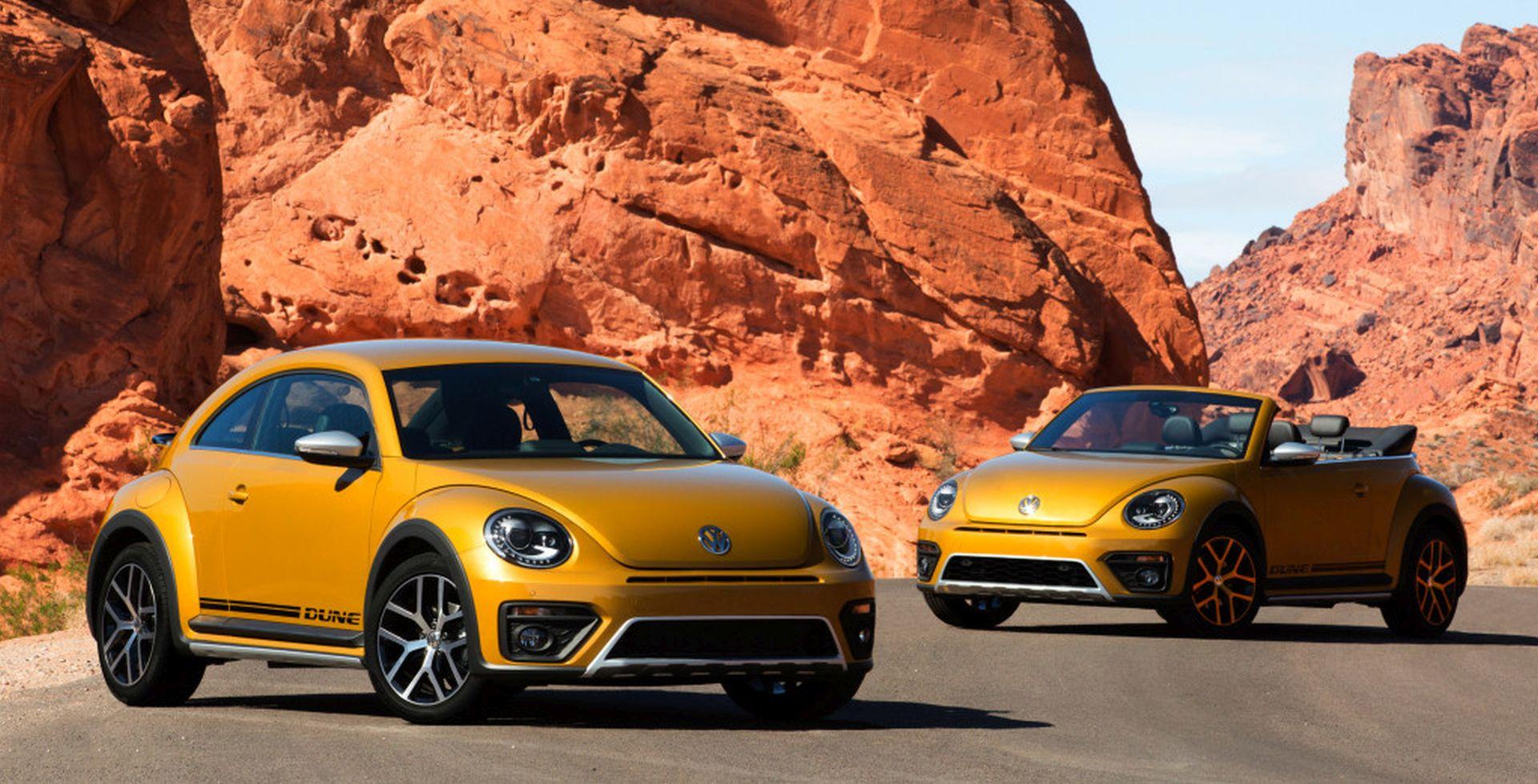 Volkswagen predstavio dvije nove Bube