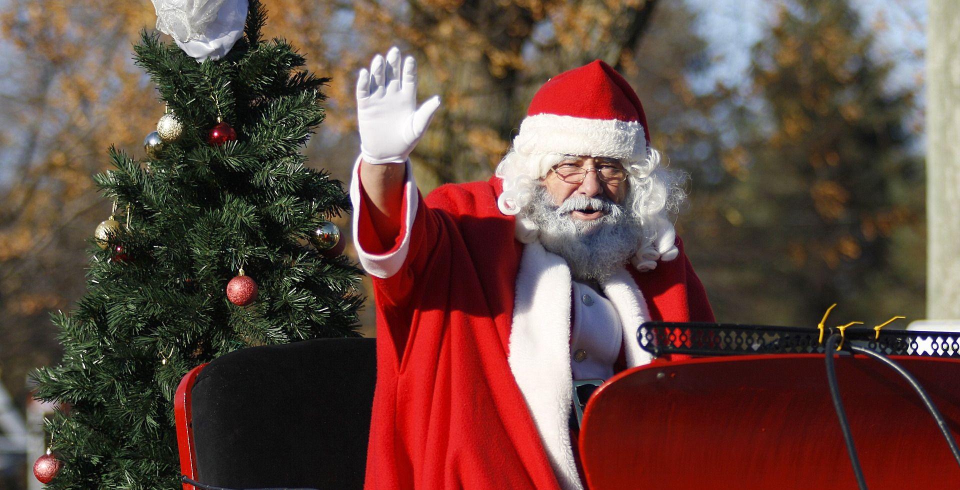 MODNI TRENDOVI Kako bi izgledao moderni Djed Božićnjak?