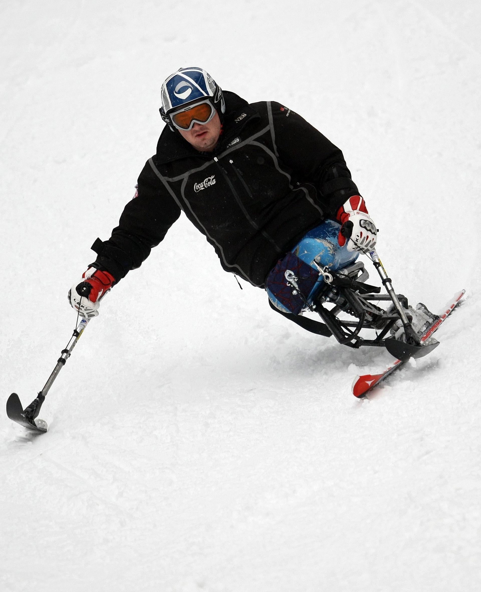 HRVATSKI PARAOLIMPIJAC Pobjeda Sokolovića u slalomu u Kuehtalu