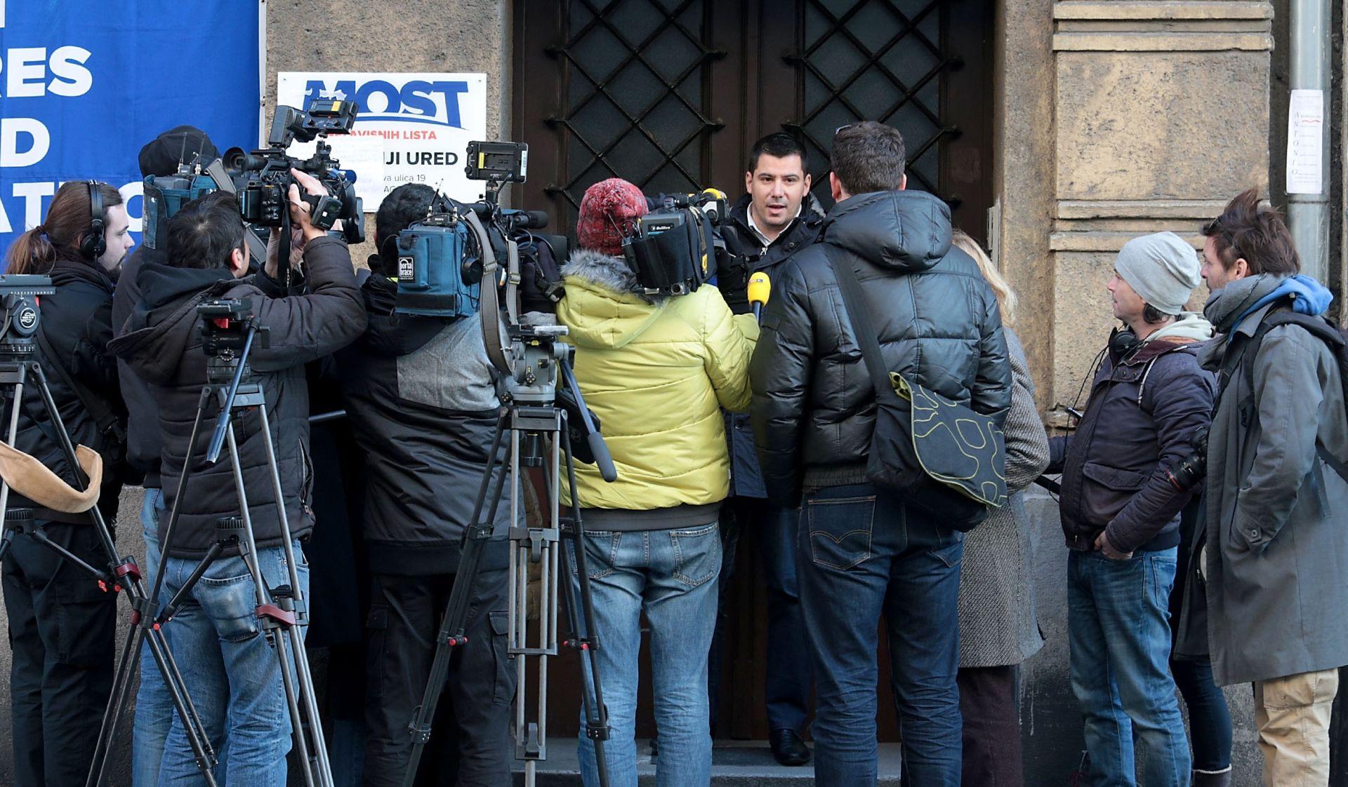 Grmoja: Nije istina da je Orešković potvrdio tri Mostova ministra