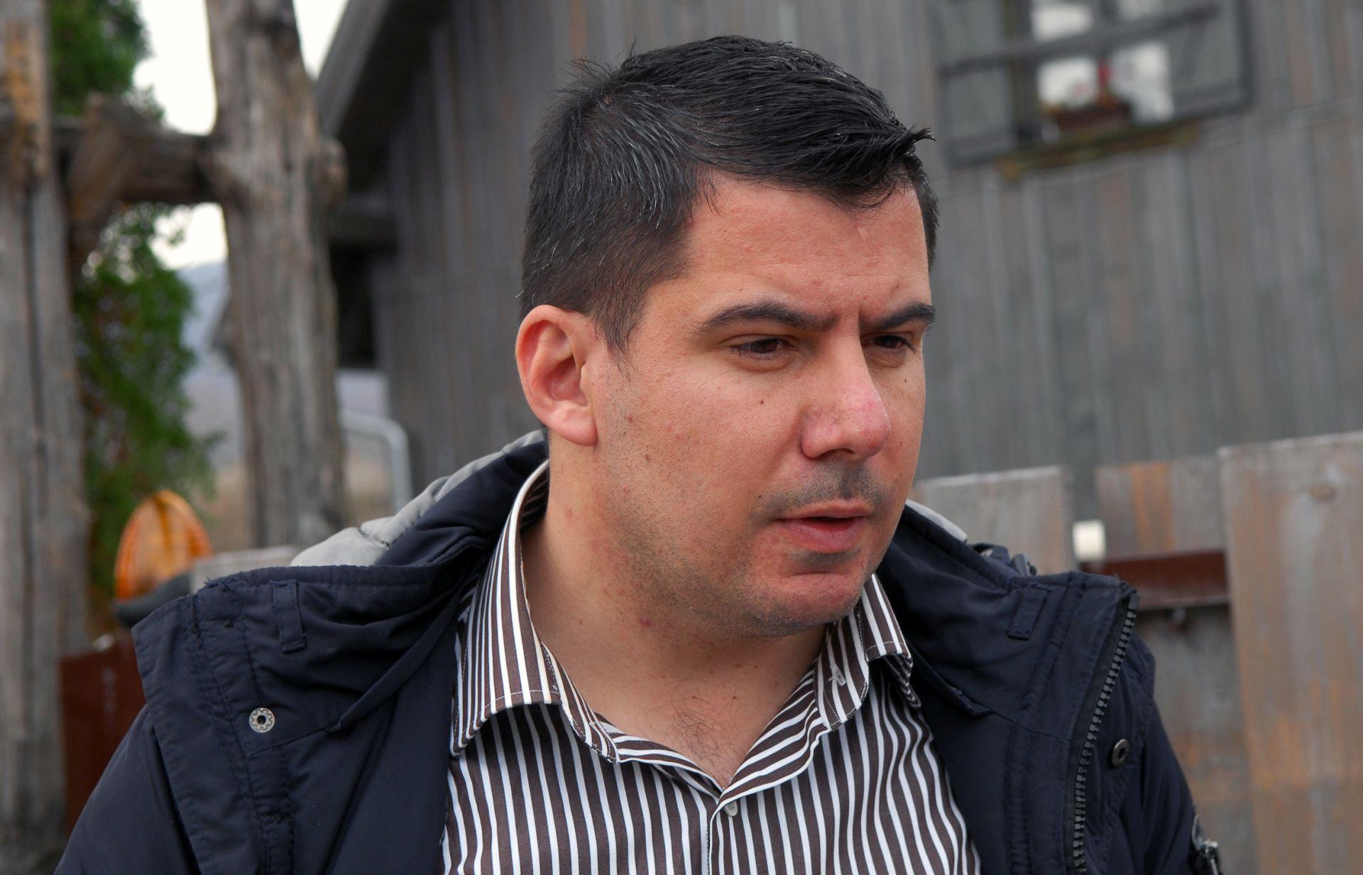 KORUPCIJA I PRITISCI NA ZASTUPNIKE: Grmoja otišao na razgovor u Krimpoliciju