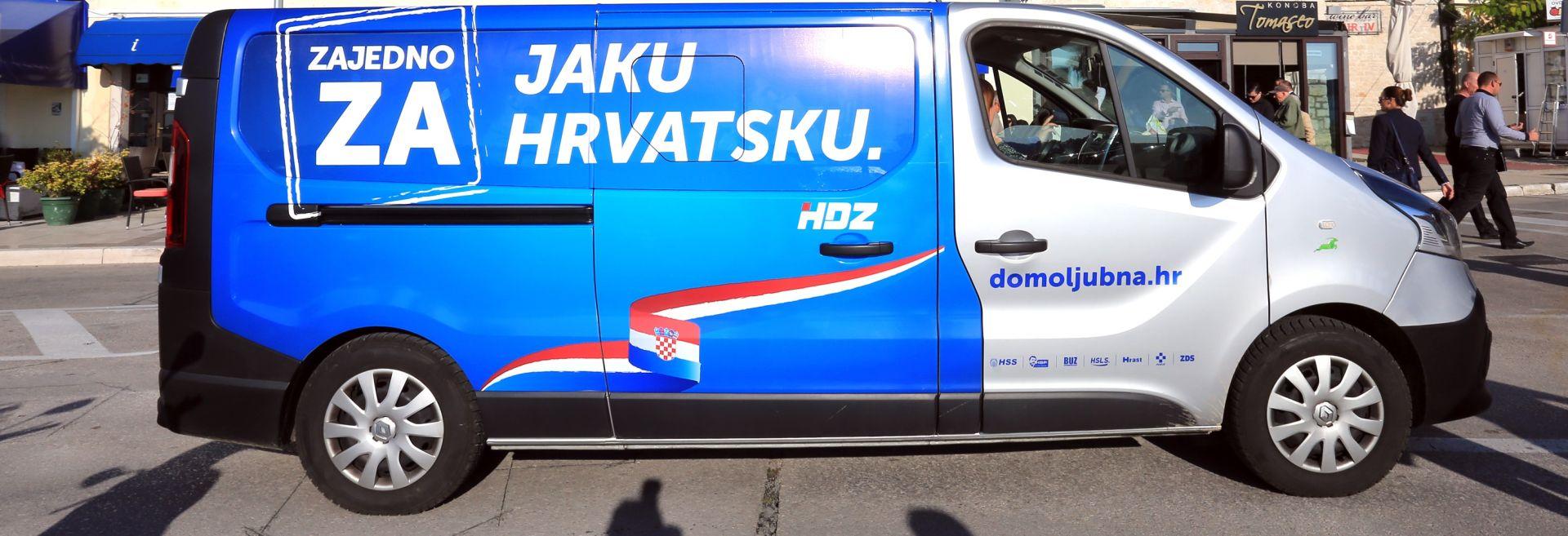 HDZ: Tomašević treba podnijeti ostavku na mjesto župana