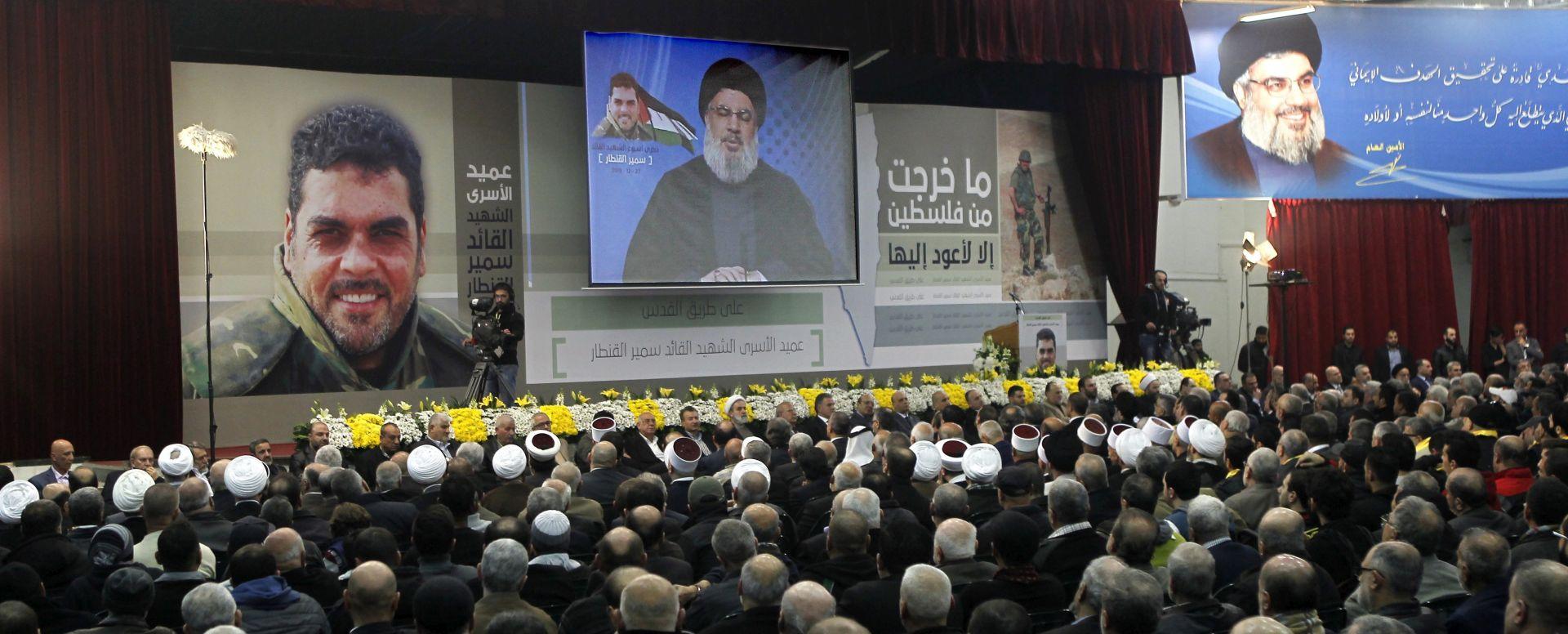 ZBOG UBOJSTVA SAMIRA KANTARA: Hezbolah poručuje Izraelu da se pripremi za odmazdu