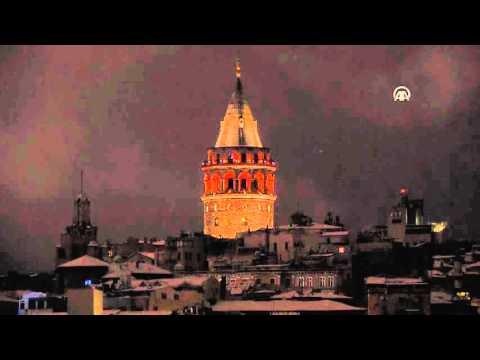 VIDEO: Istanbul pod sniježnim pokrivačem