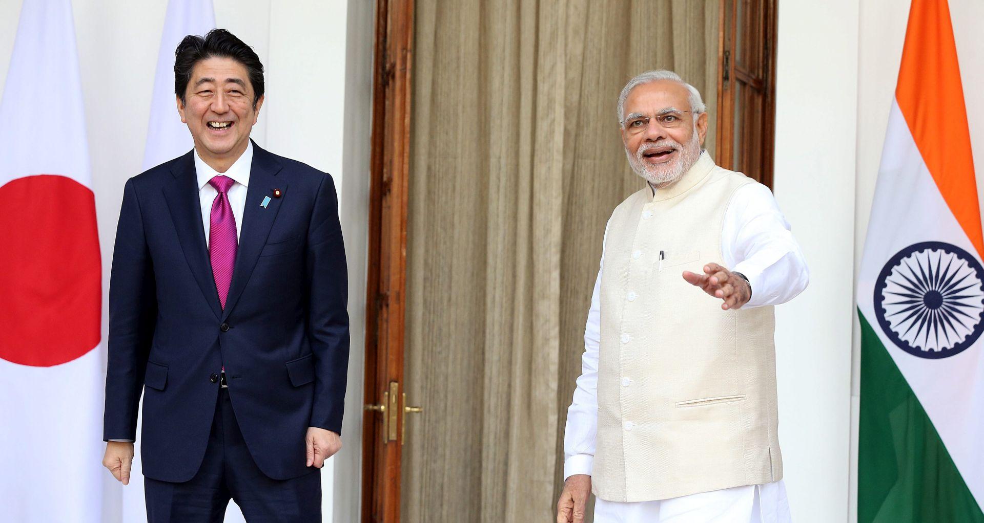 FINANCIRANJE BRZOG VLAKA: Japan i Indija jačaju suradnju