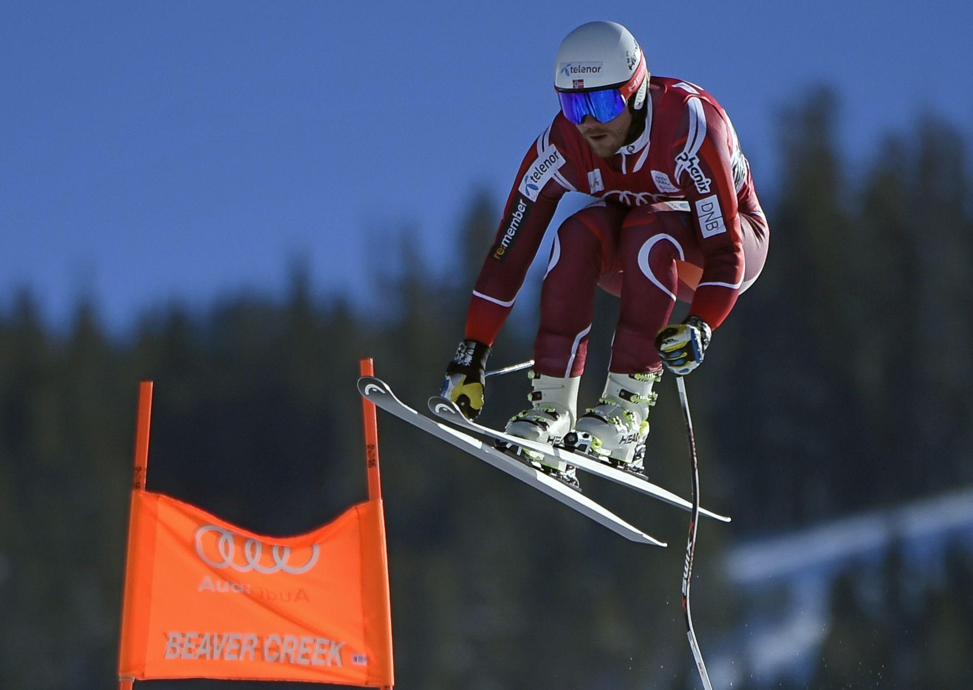 BEAVER CREEK: Jansrud najbrži na treningu, Zrnčić Dim na 37. mjestu