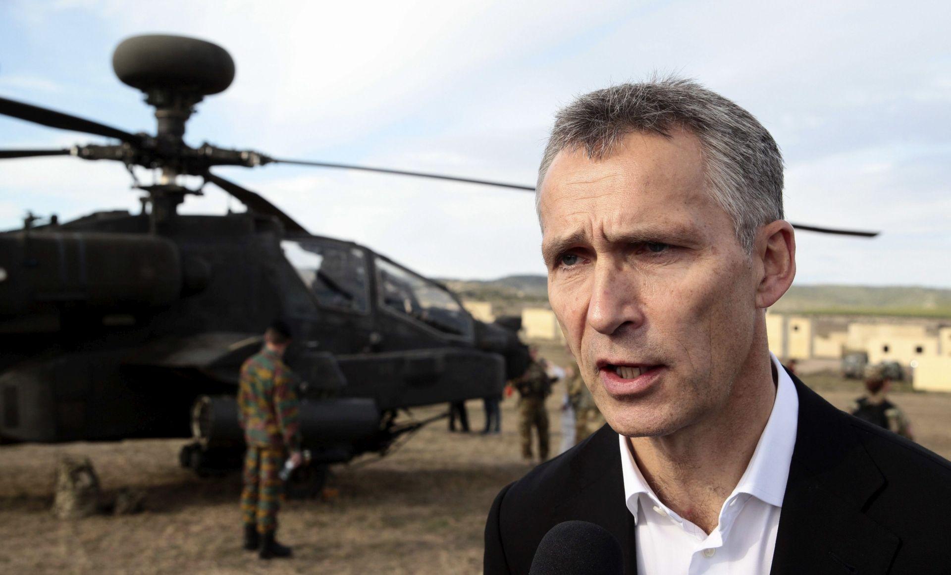 NAZOČNOST U AFGANISTANU: NATO će 2016. zadržati isti broj od 12.000 ljudi