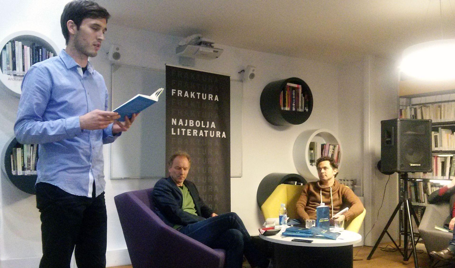 """""""NEBO I PAKAO"""" NA HRVATSKOM JEZIKU: Islandski pisac Jon Kalman Stefansson gostovao u Zagrebu"""