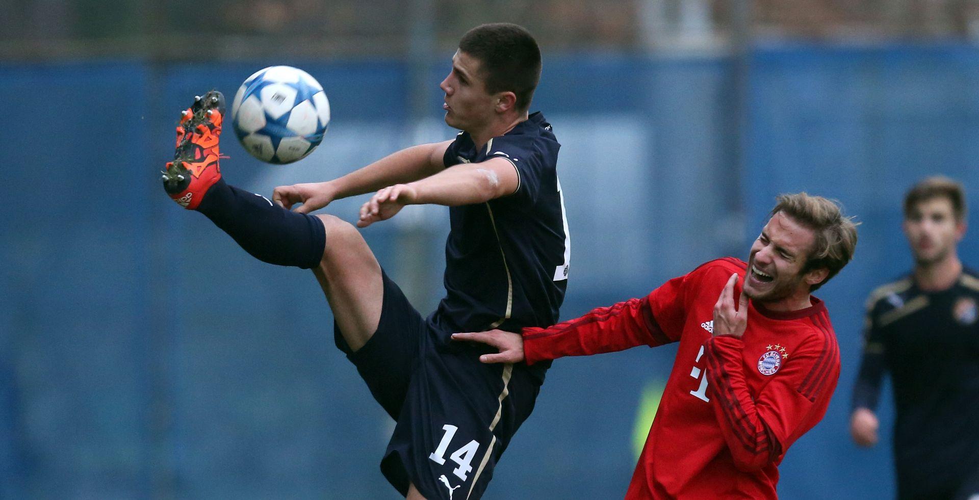 JUNIORSKA LP: Olympiakos gurnuo Dinamo na prvo mjesto