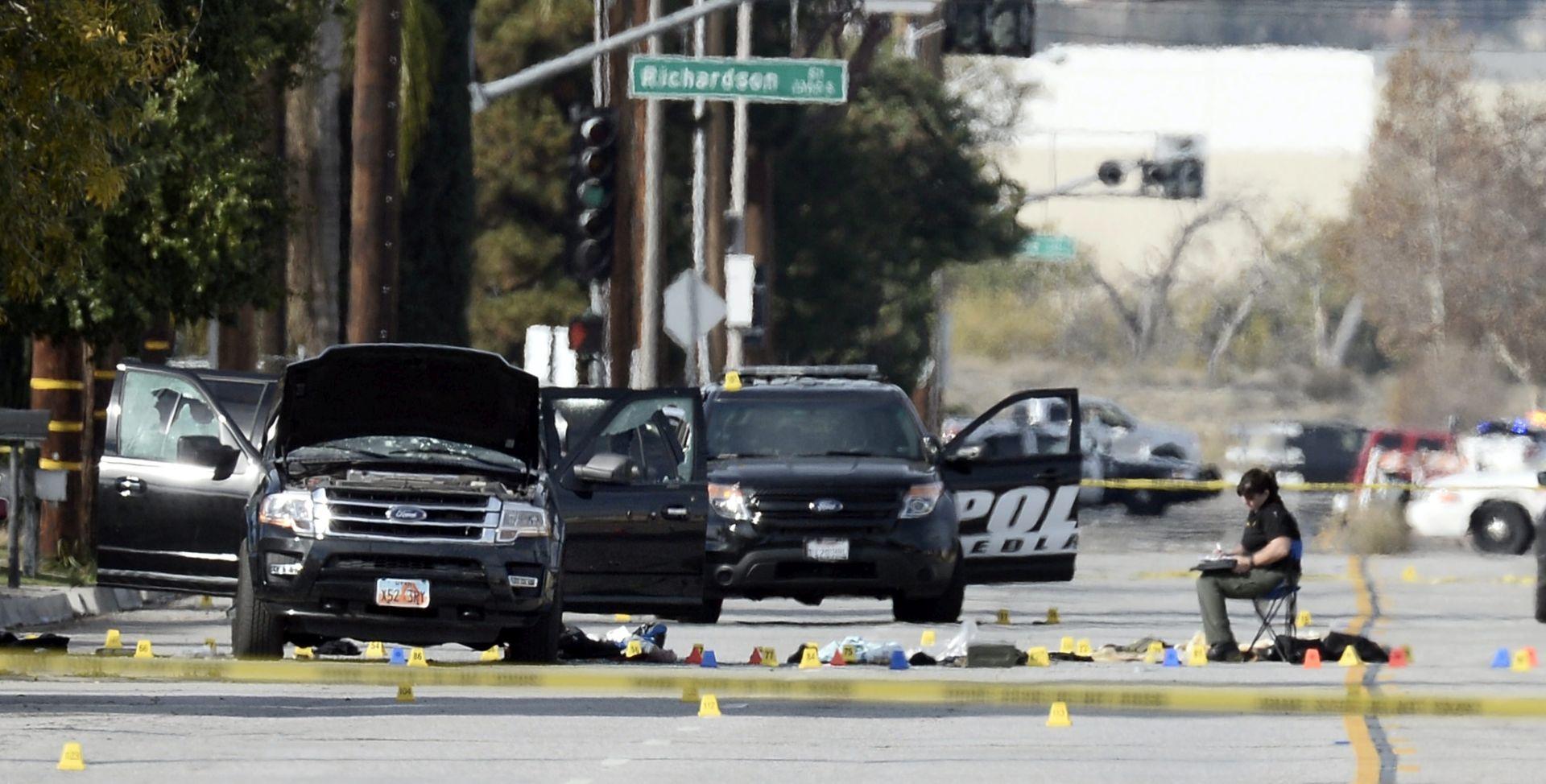 """NAPAD U KALIFORNIJI: Povezanost napadača s islamistima """"vrlo slaba"""""""