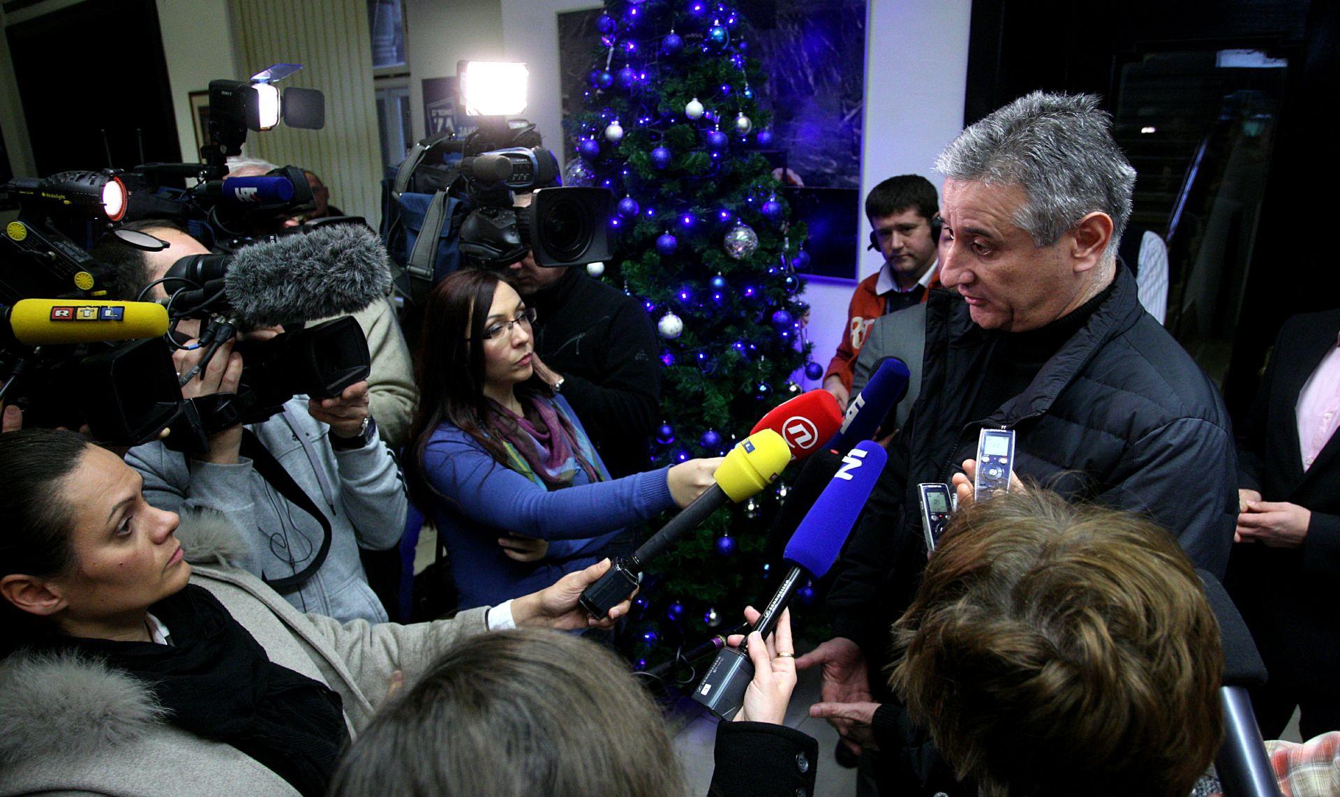 NAKON RAZGOVORA S MOSTOM Karamarko: Reiner ostaje HDZ-ov kandidat za predsjednika Sabora