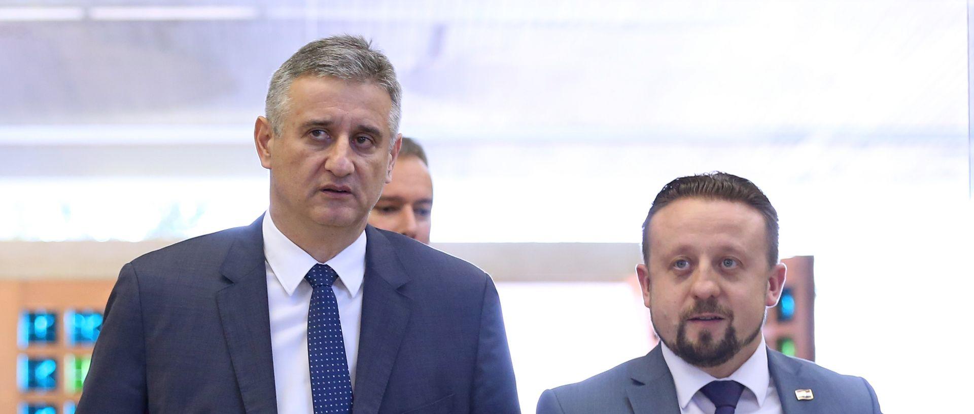 Karamarko:  Još uvijek moguć dogovor Mosta i HDZ-ove koalicije