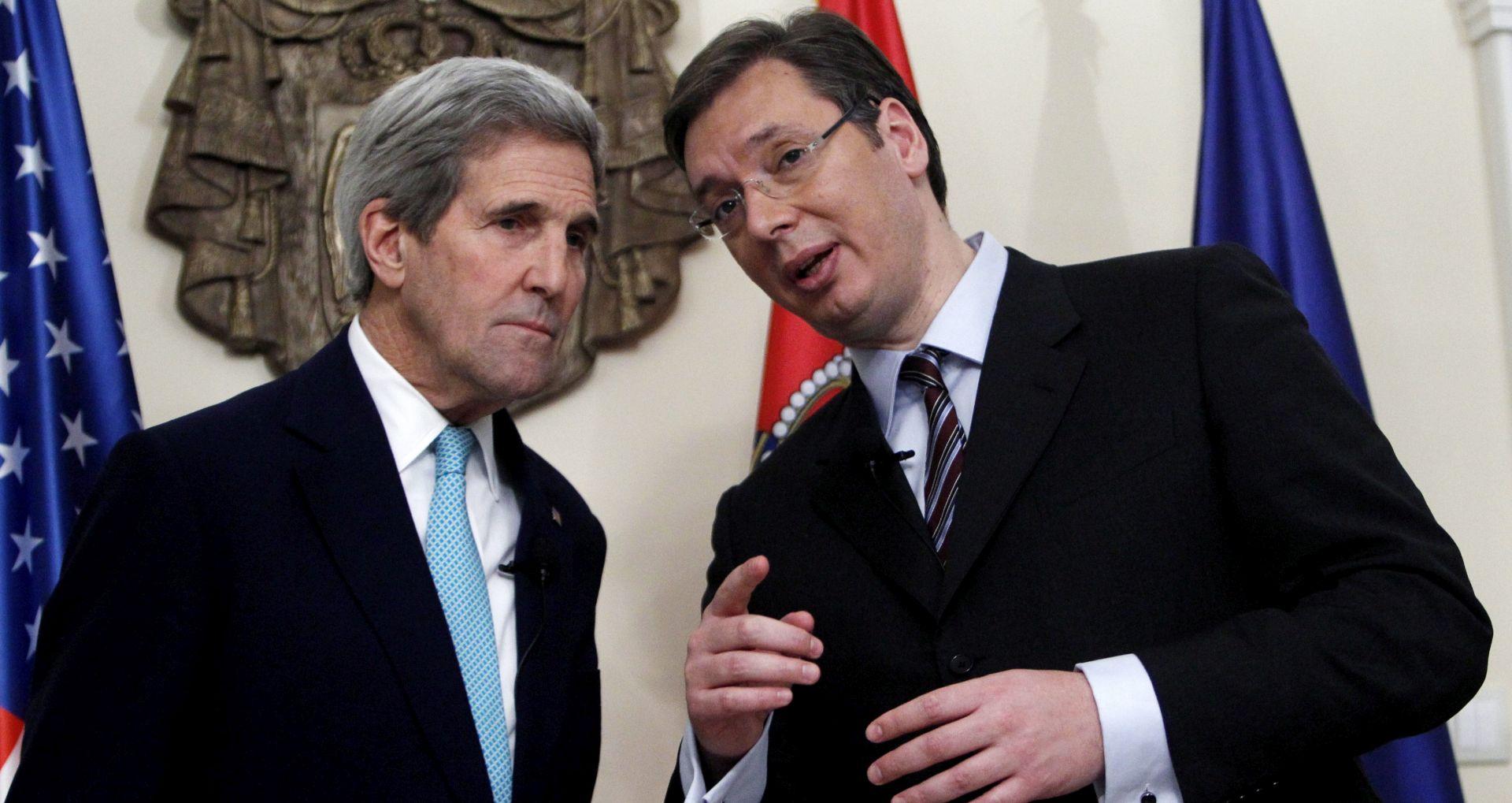 PROCES EUROINTEGRACIJE: Kerry kaže kako Srbija ima punu potporu SAD na europskom putu