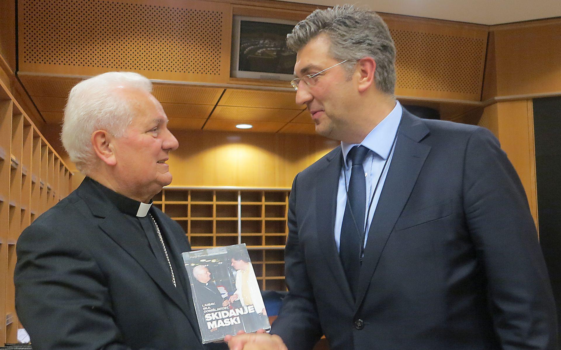 EUROPSKI PARLAMENT: Predstavljena knjiga o stradanju Hrvata u BiH