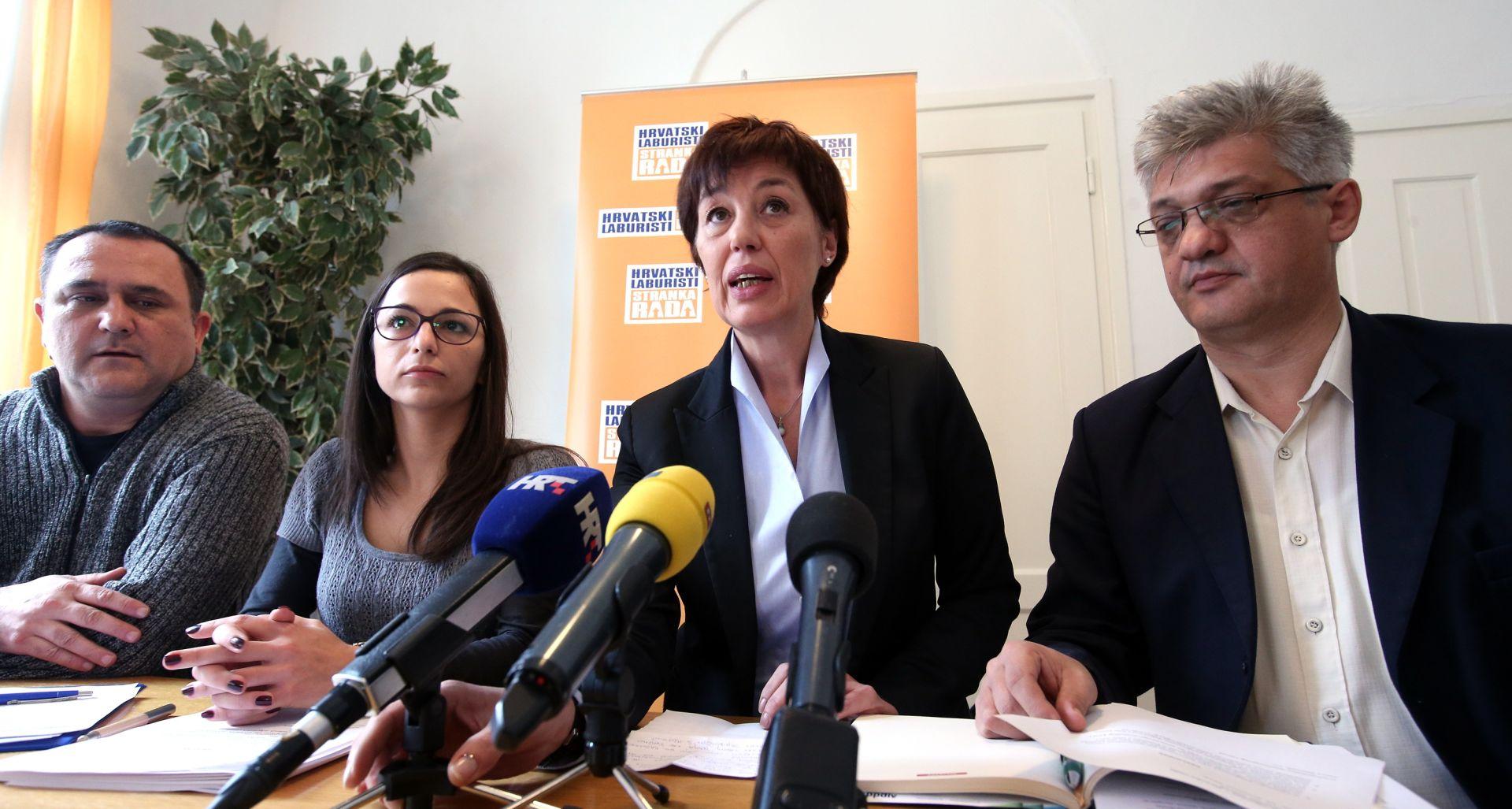 JEDNOGLASNA ODLUKA: Laburisti ne podržavaju Mostov prijedlog
