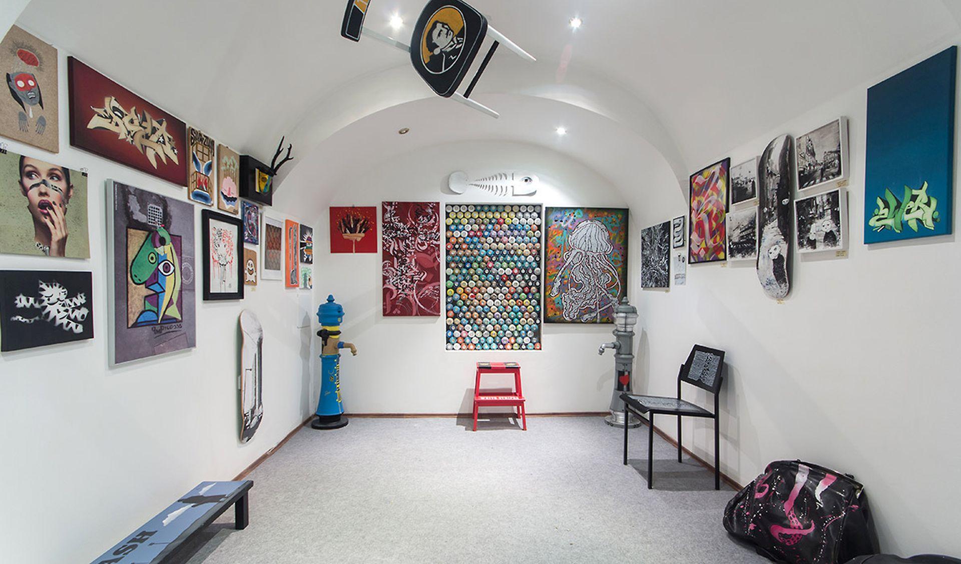 LAPO – LAPO: Prvi studio ulične umjetnosti u Zagrebu