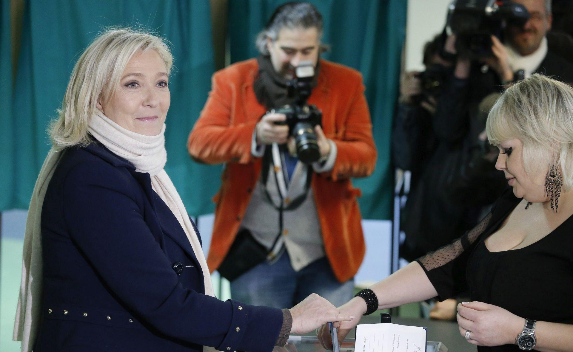 NACIONALNA FRONTA: Marine Le Pen oslobođena optužbi za poticanje na mržnju