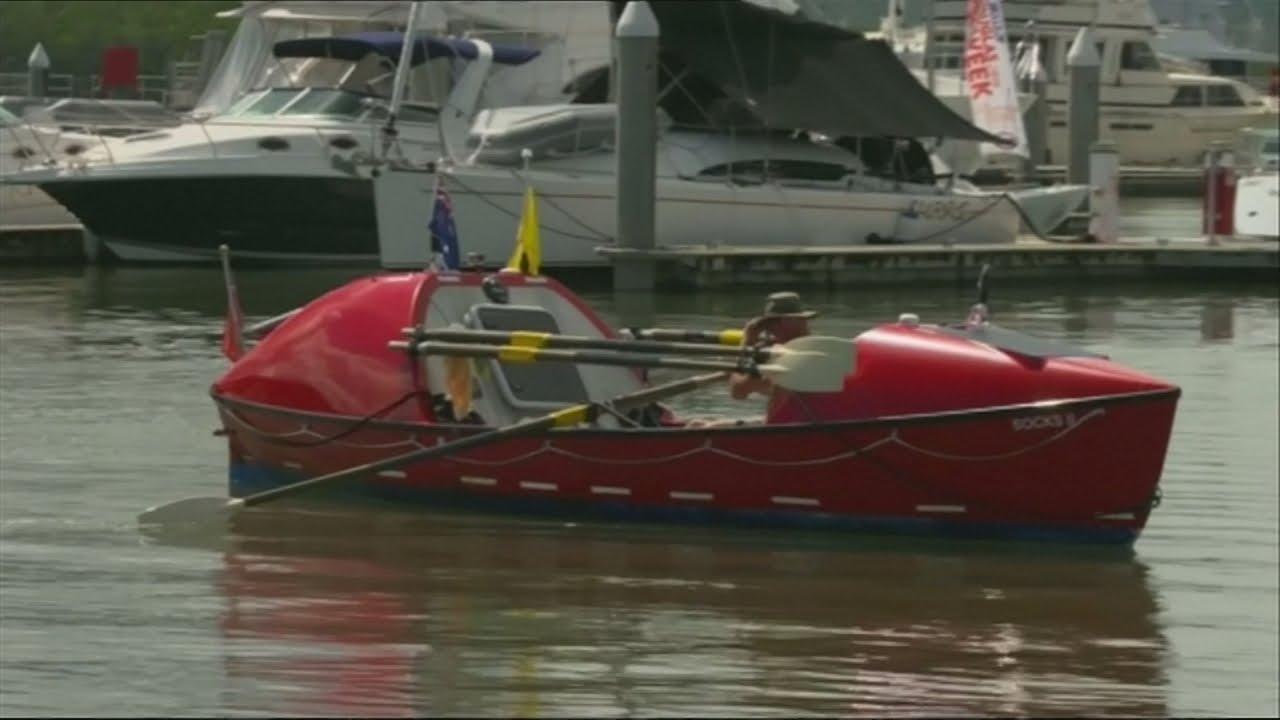 VIDEO: John Beeden završio 'veslačku pustolovinu'