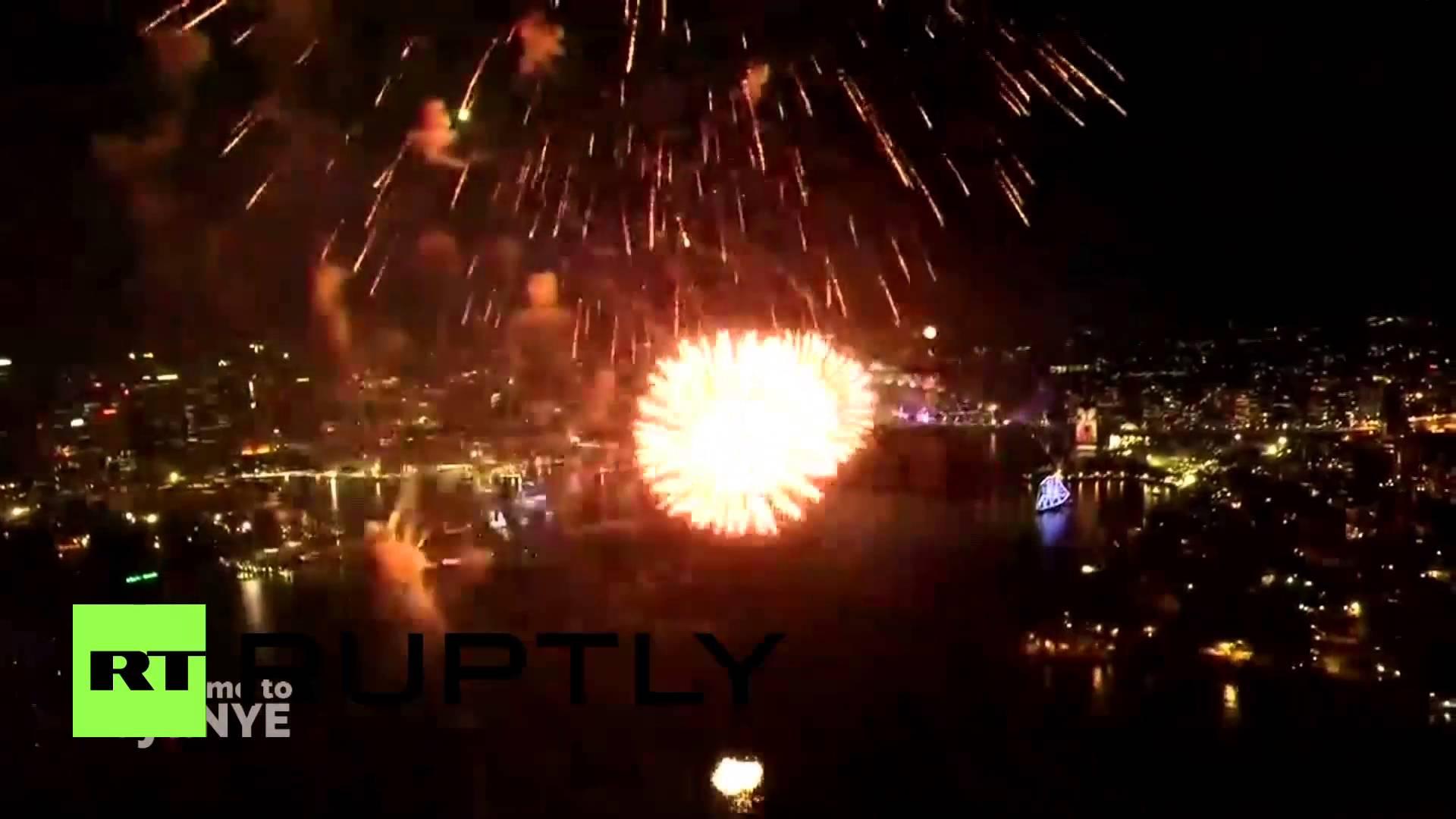 VIDEO: Sydney proslavio dolazak Nove Godine