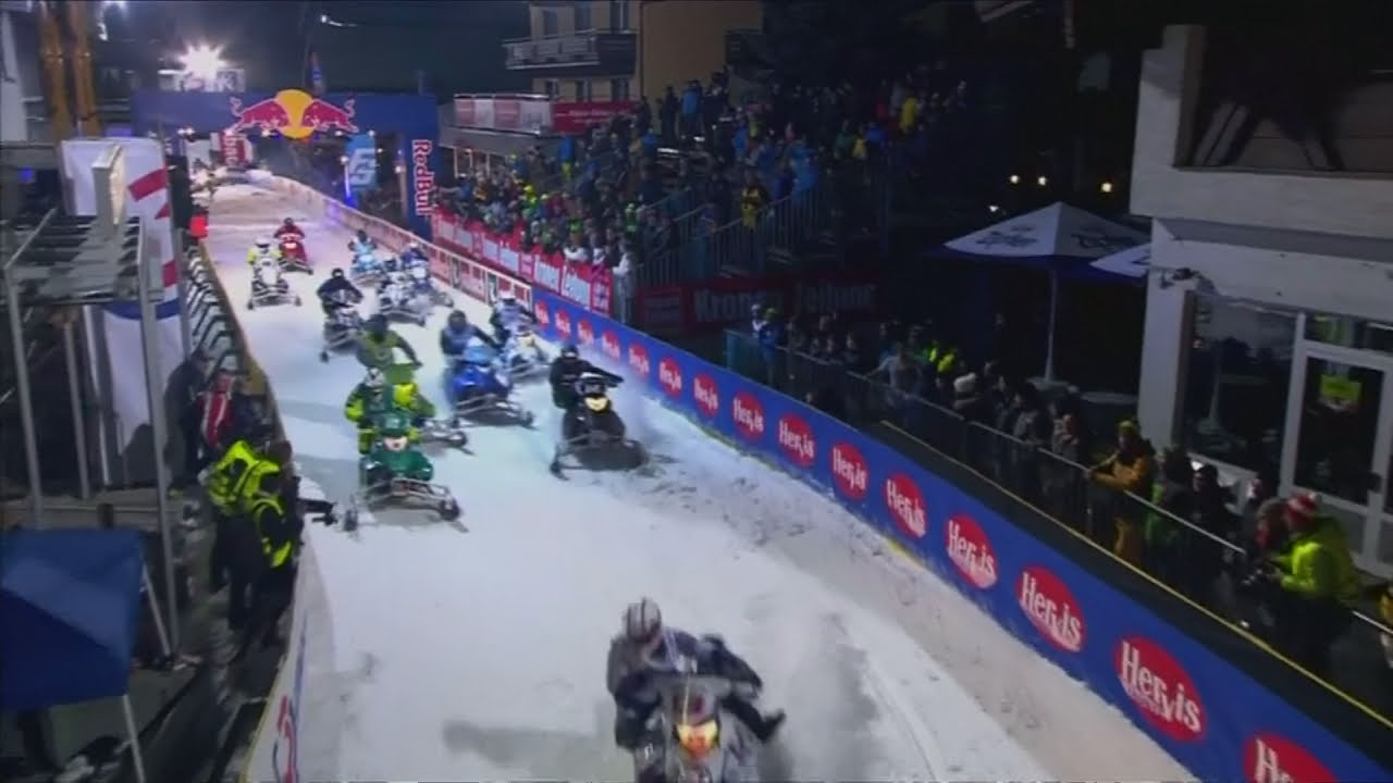 VIDEO: Pogledajmo utrku Formule Snow