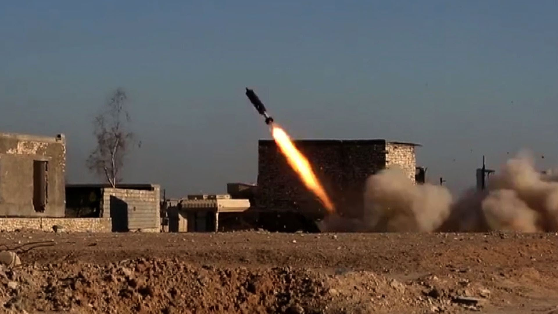 VIDEO: VELIKI USPJEH U BORBI PROTIV DŽIHADISTA Iračke snage preotele IS-u velik dio Ramadija