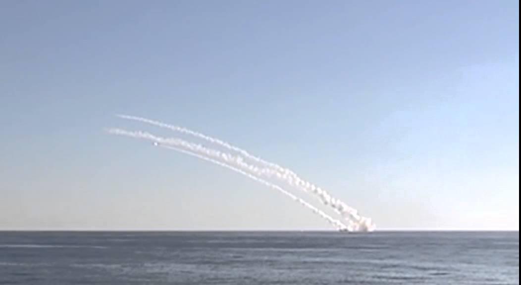 VIDEO: NAPAD S MORA: Rusija prvi put gađala mete u Siriji s podmornice