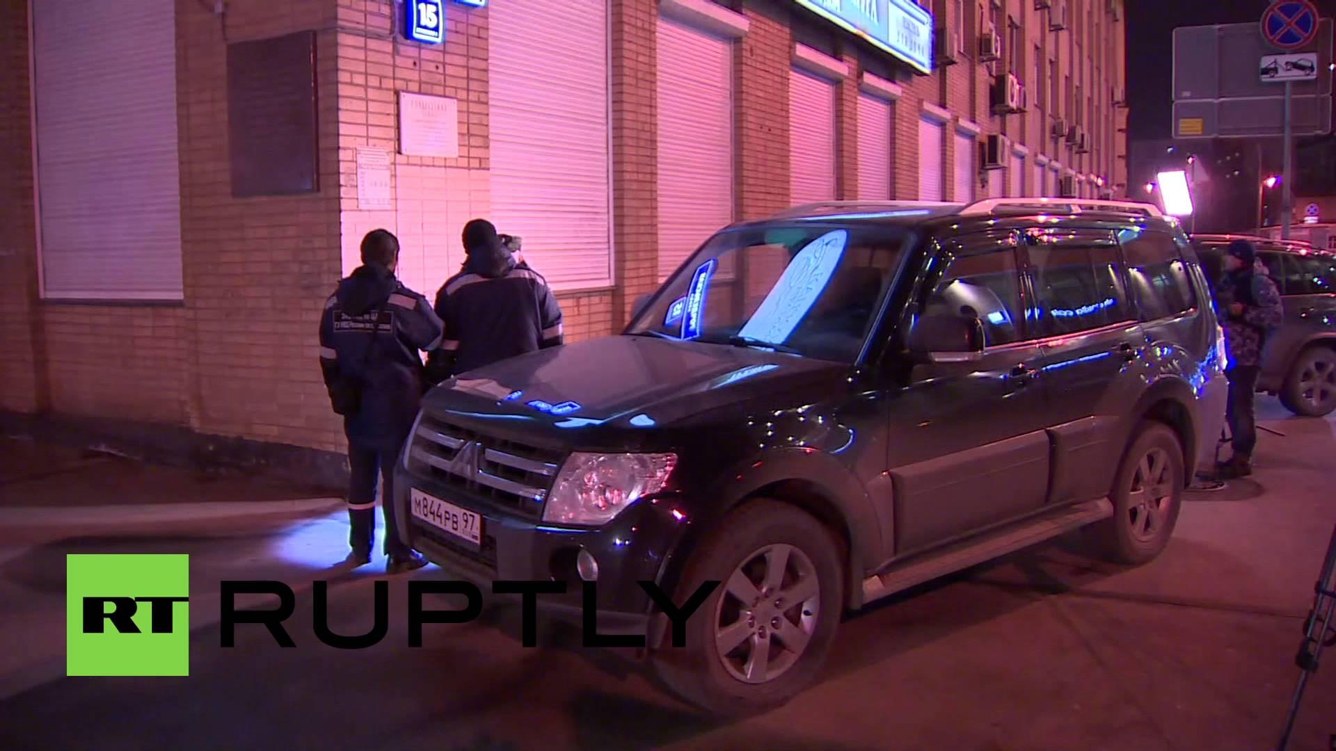 VIDEO: PUCNJAVA NASRED MOSKVE Ispred kafića ubijene dvije osobe