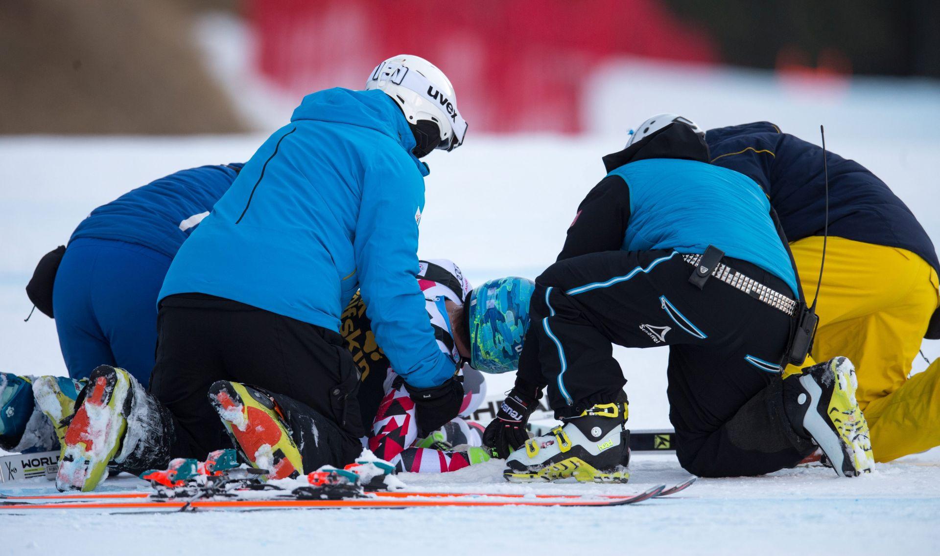 FIS: Mayera je 'zračni jastuk' spasio težih ozljeda