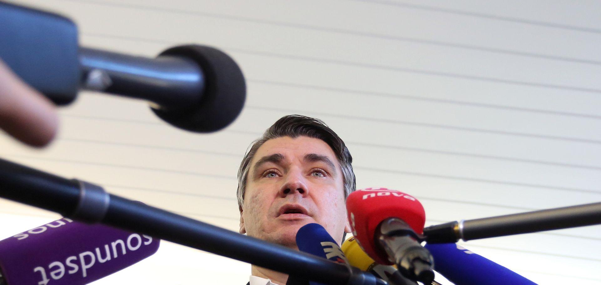 Milanović: Očekujem dogovor s Mostom između Božića i Nove godine