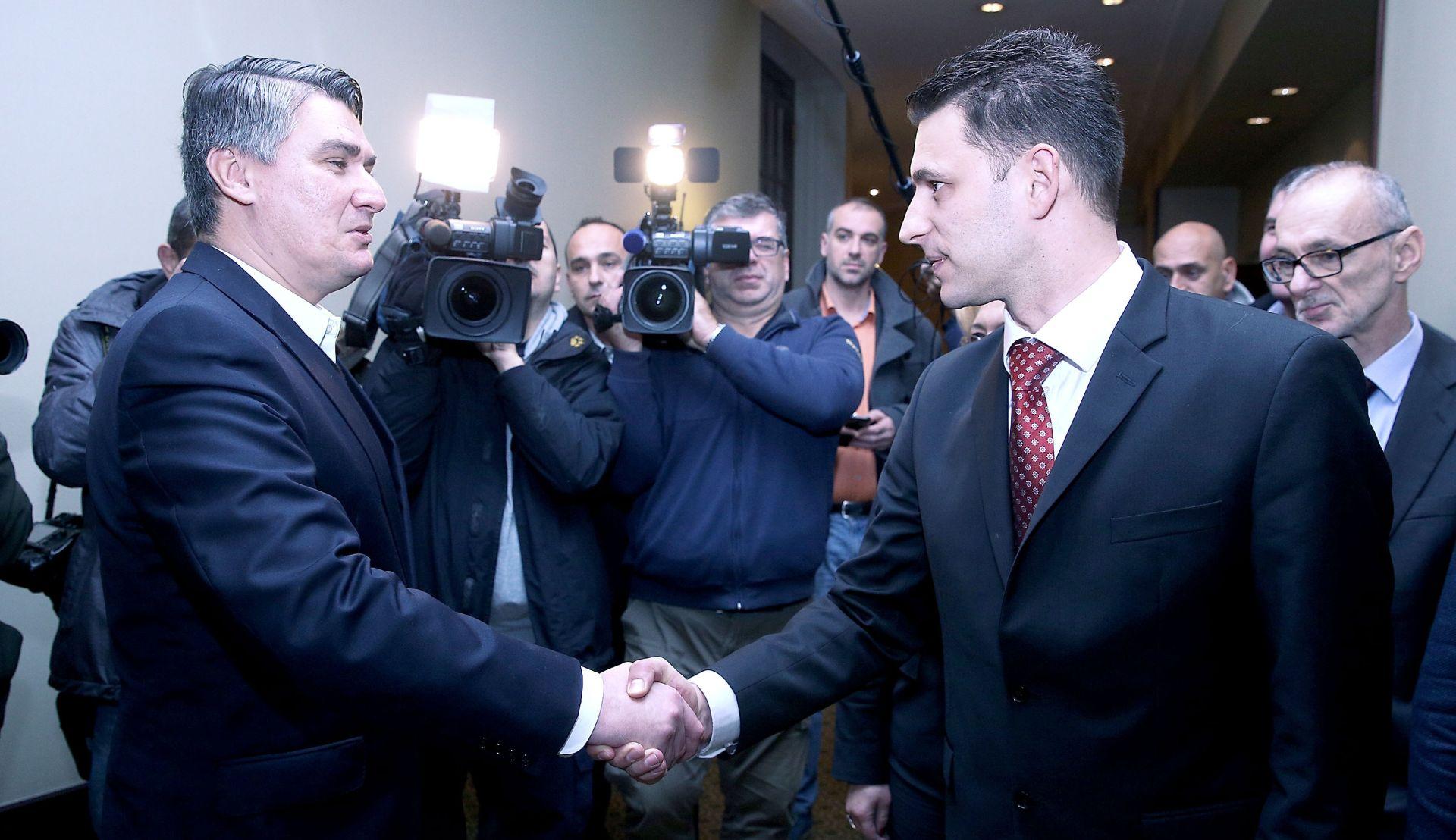 IZ MOSTA: Pozdravljamo prijedlog Milanovića, vjerujemo da je to put u smjeru formiranja reformske vlade
