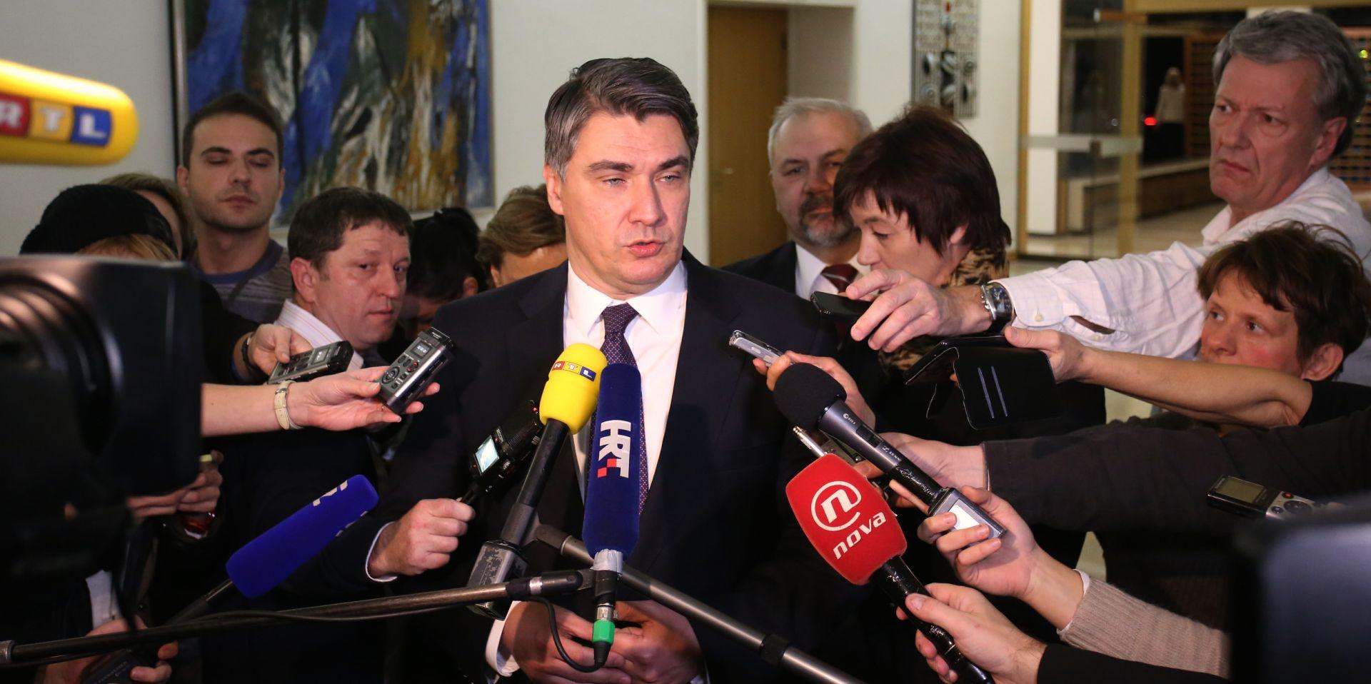 OTVORENO PISMO: Milanović spreman razgovarati o Petrovu kao budućem mandataru