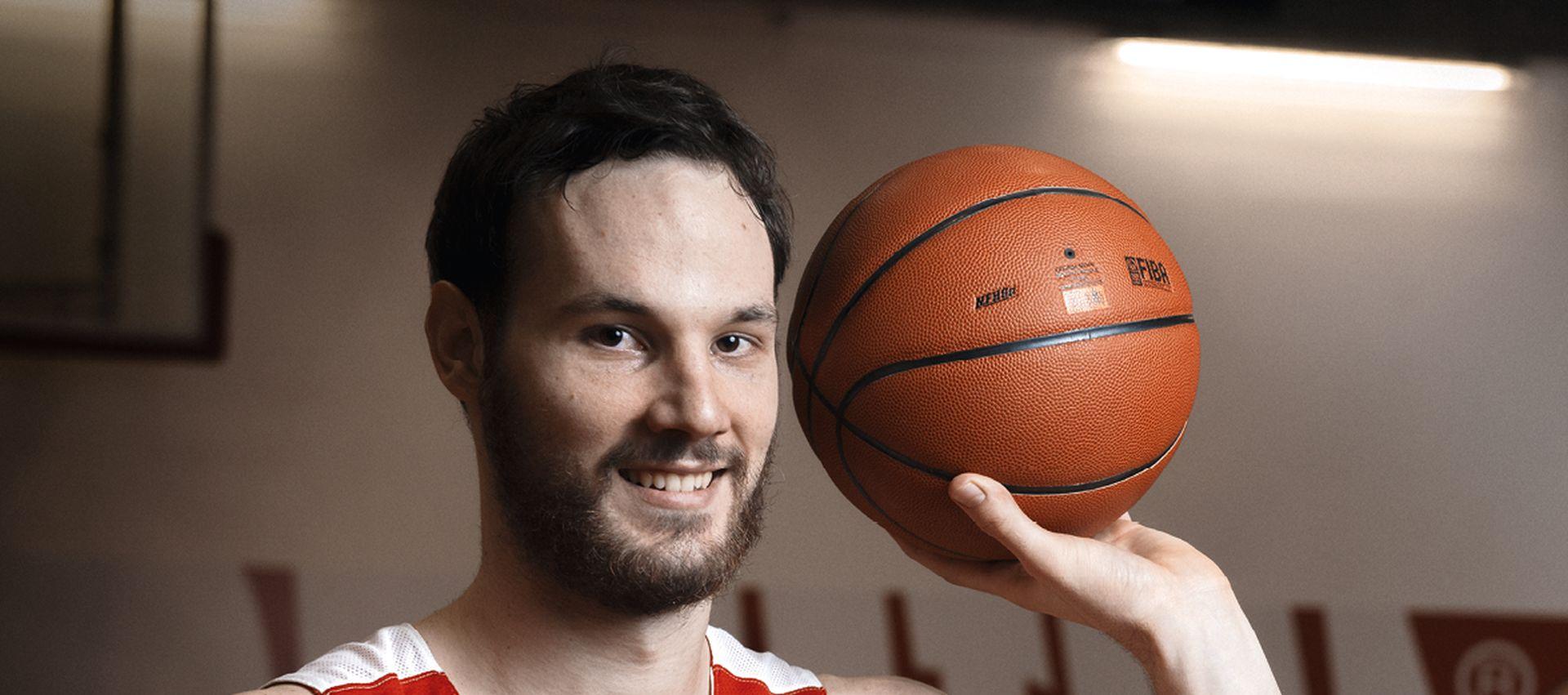 Miro Bilan: 'Razmišljao sam da  ću napustiti košarku i upisati fakultet'
