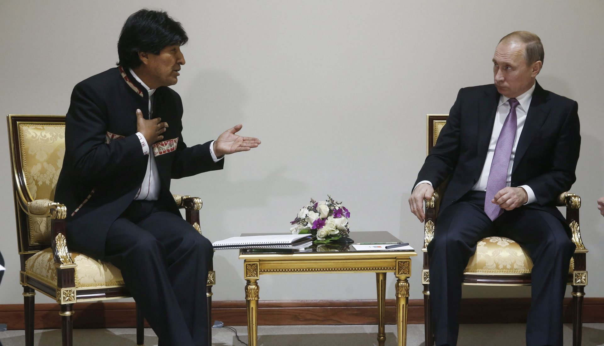 NAKON IZBORA Morales: Boli me gledati političku panoramu u Južnoj Americi